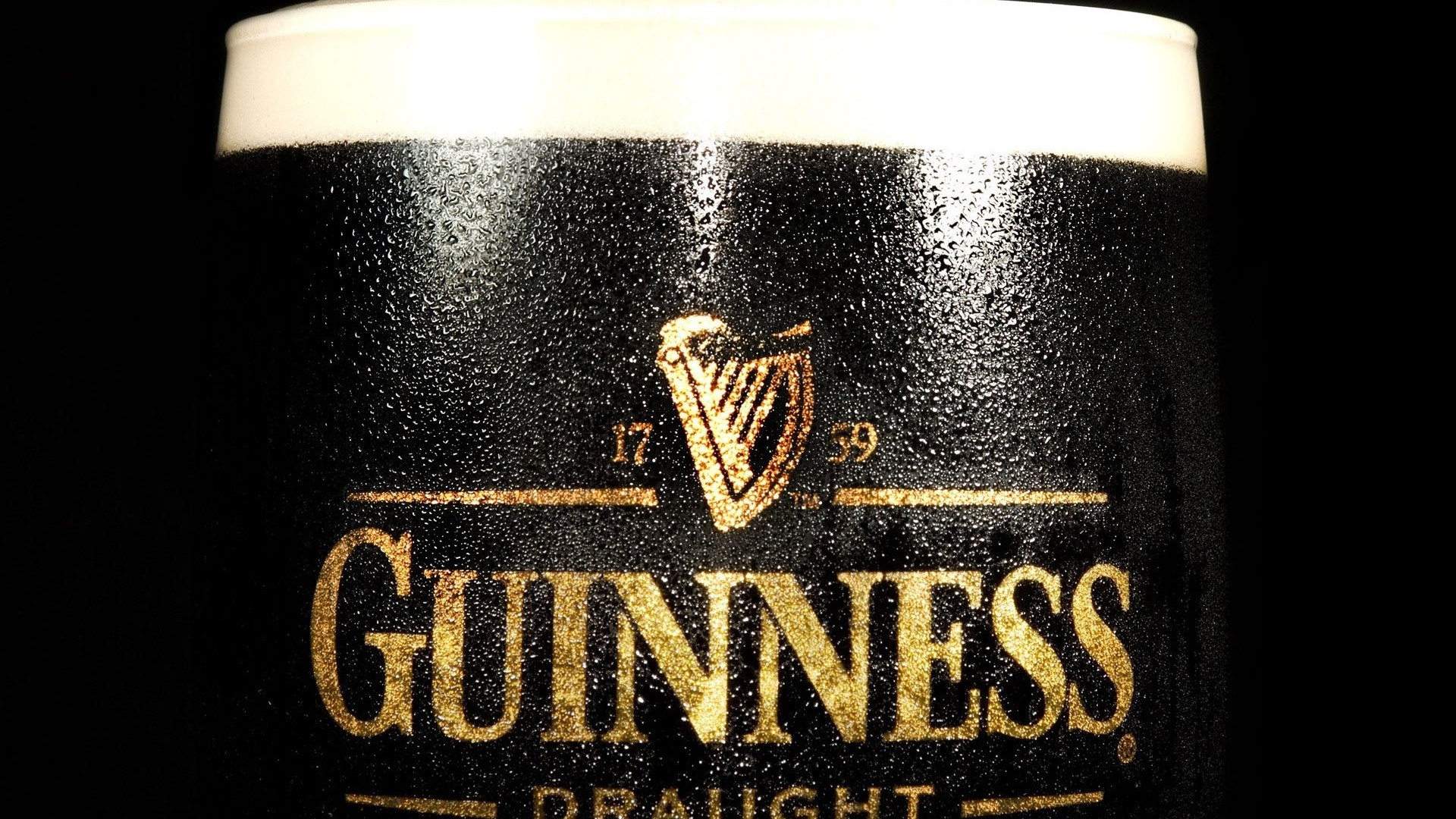 Res: 1920x1080, Guinness Draught
