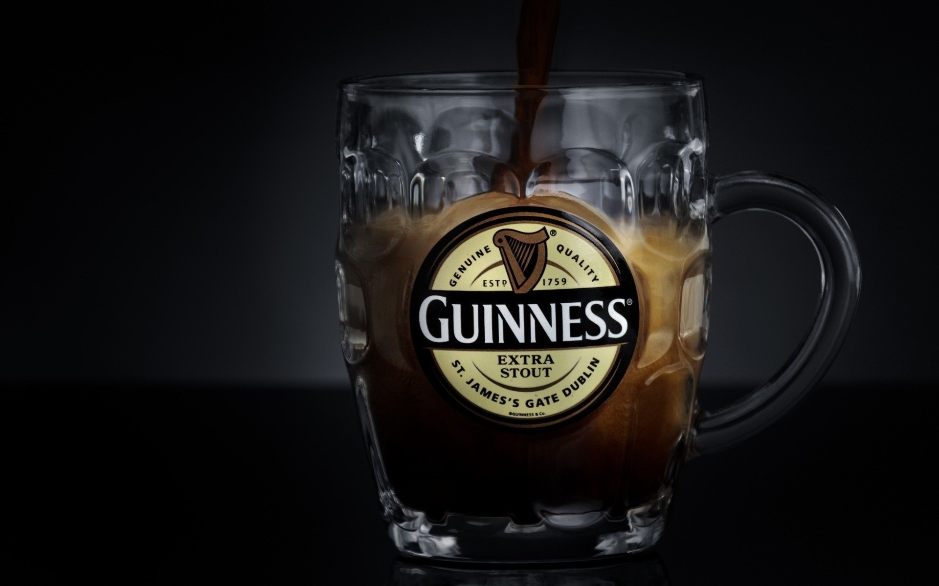 Res: 1920x1200, Guinness Beer Brands | 1920 x 1200 ...