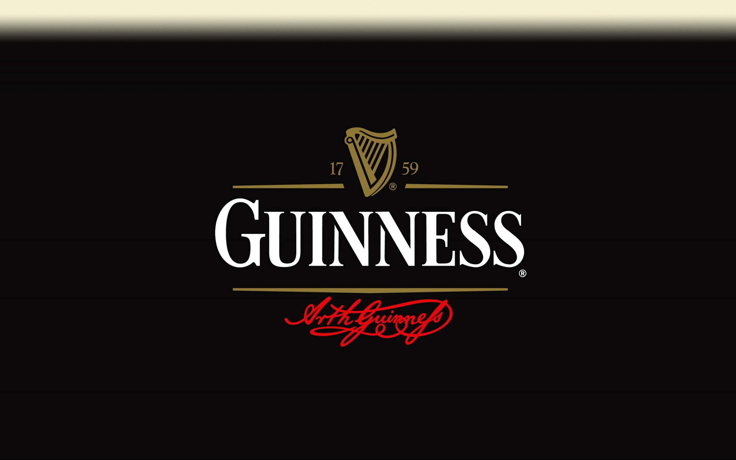 Res: 2560x1600, Products - Guinness Beer Wallpaper