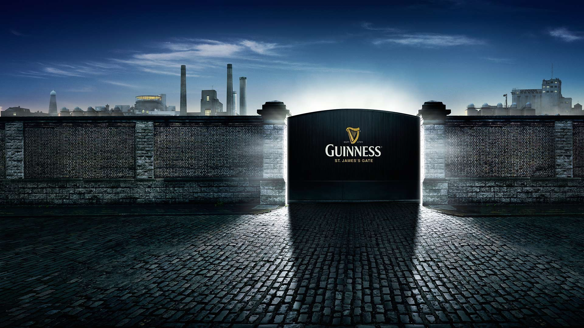 Res: 1920x1080, Products - Guinness Wallpaper
