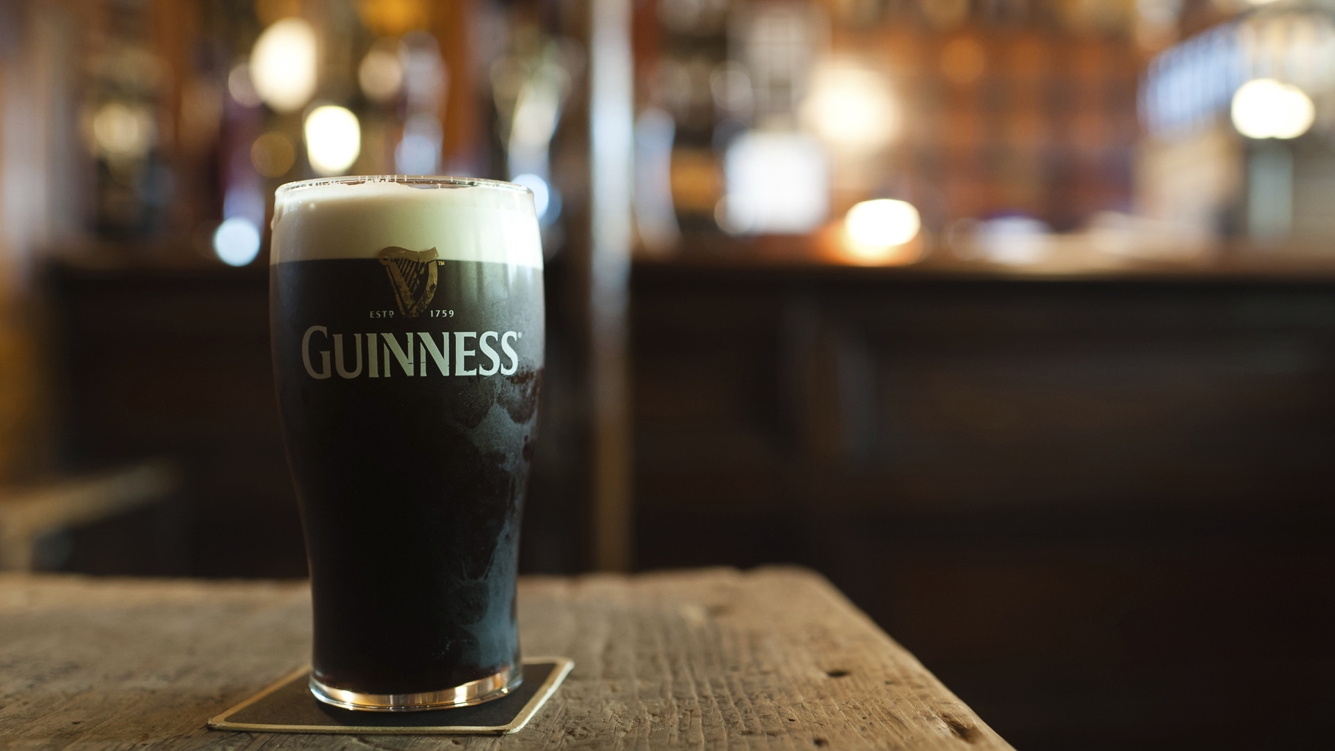 Res: 1920x1080, Just how much Guinness are we drinking on St. Paddy's Day? Untappd knows |  TechRadar