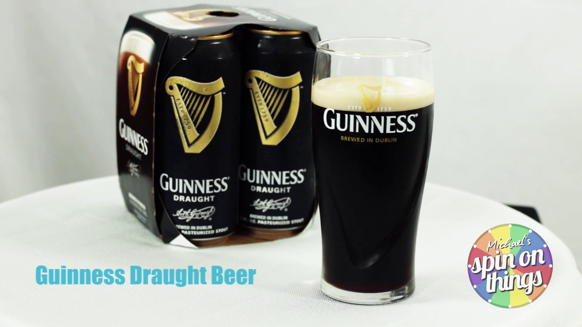 Res: 1920x1080, Guinness Beer Review (Ep 12)