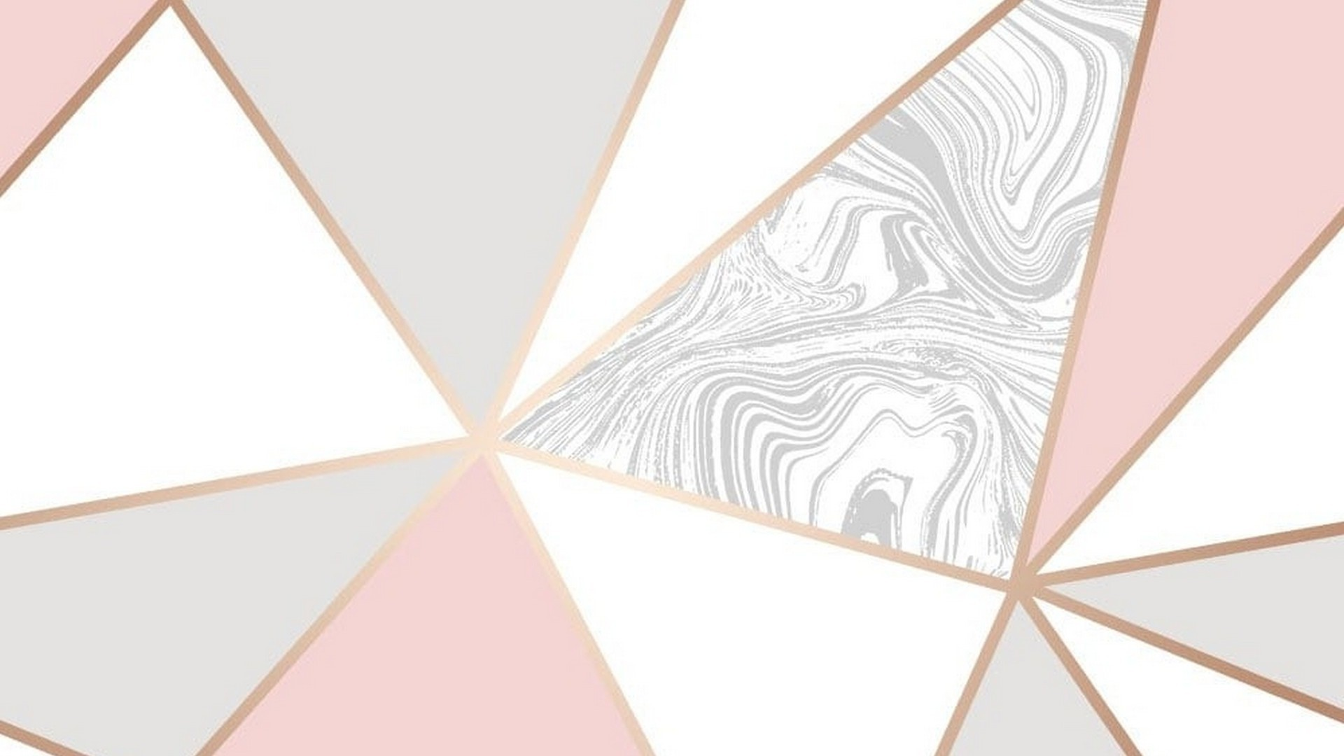 Res: 1920x1080, Wallpaper Rose Gold Marble