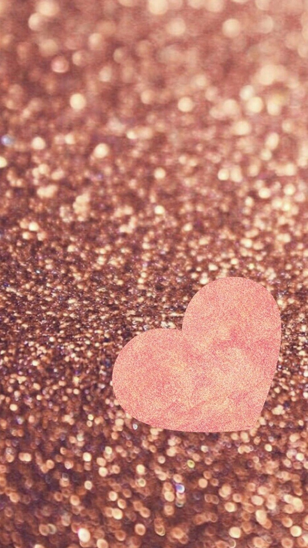 Res: 1080x1920, Rose Gold Glitter HD Wallpapers For Android - Best Android Wallpapers