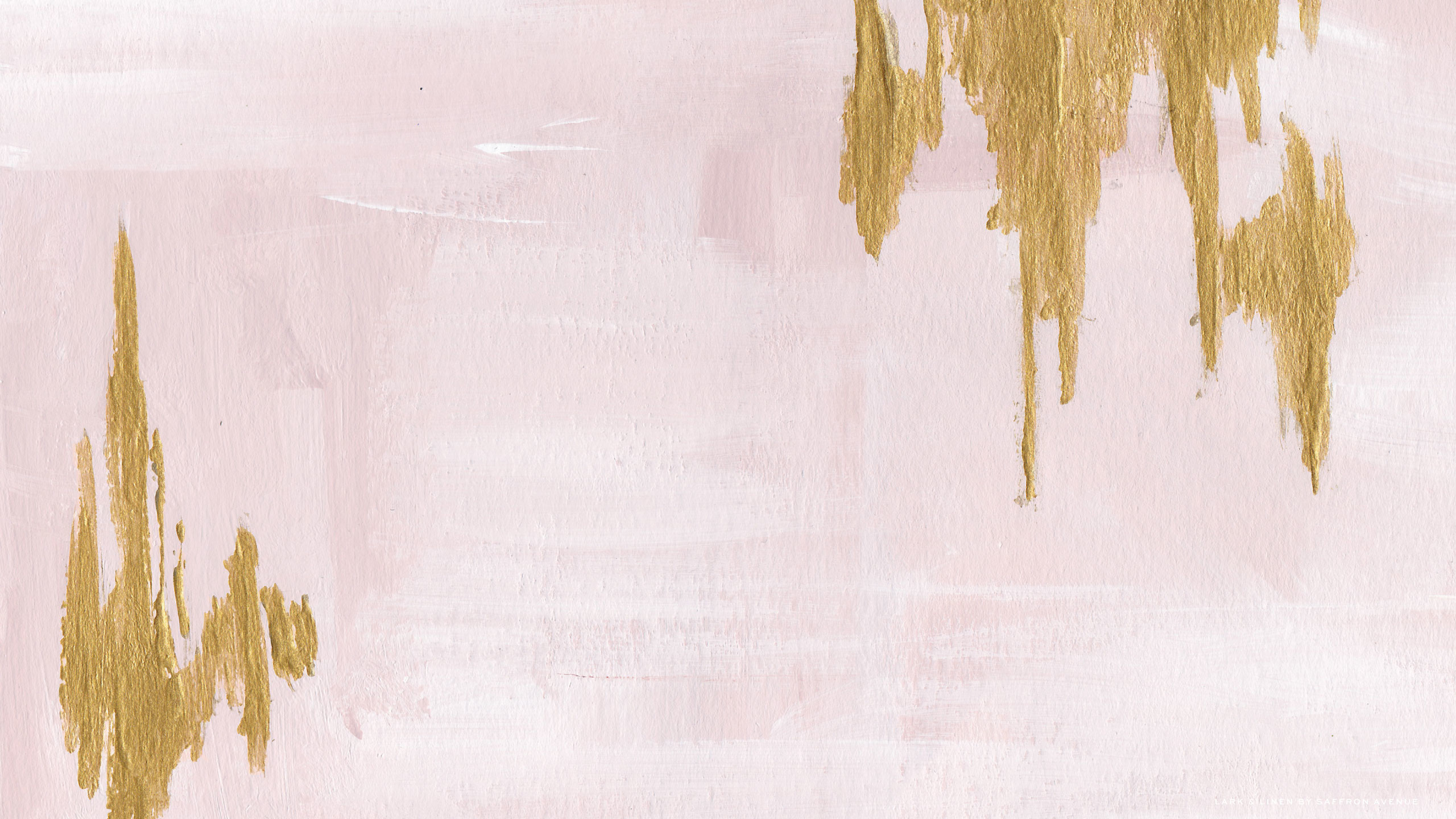 Res: 2560x1440, Rose Gold Pink #Wallpaper