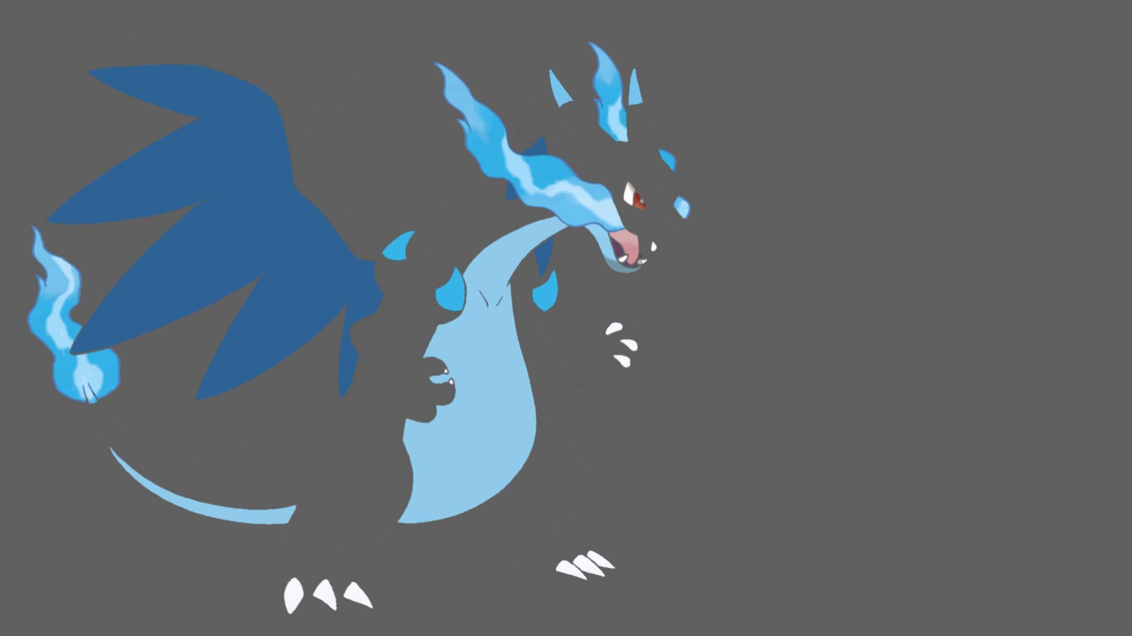 Res: 3840x2160, pokemon charizard x wallpaper - http://hdwallpaper.info/pokemon-charizard-x- wallpaper/ HD Wallpapers