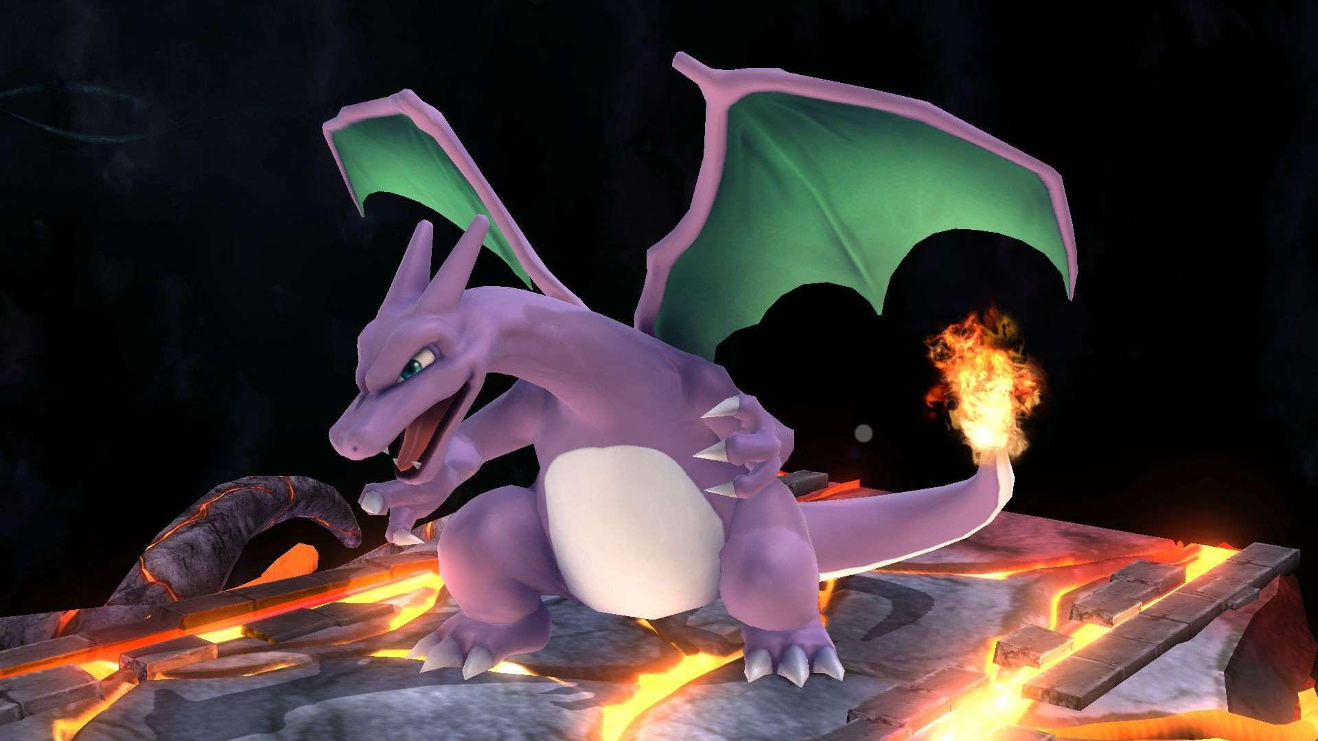 Res: 1920x1080, Generation 2 Shiny Charizard (New Update) ...