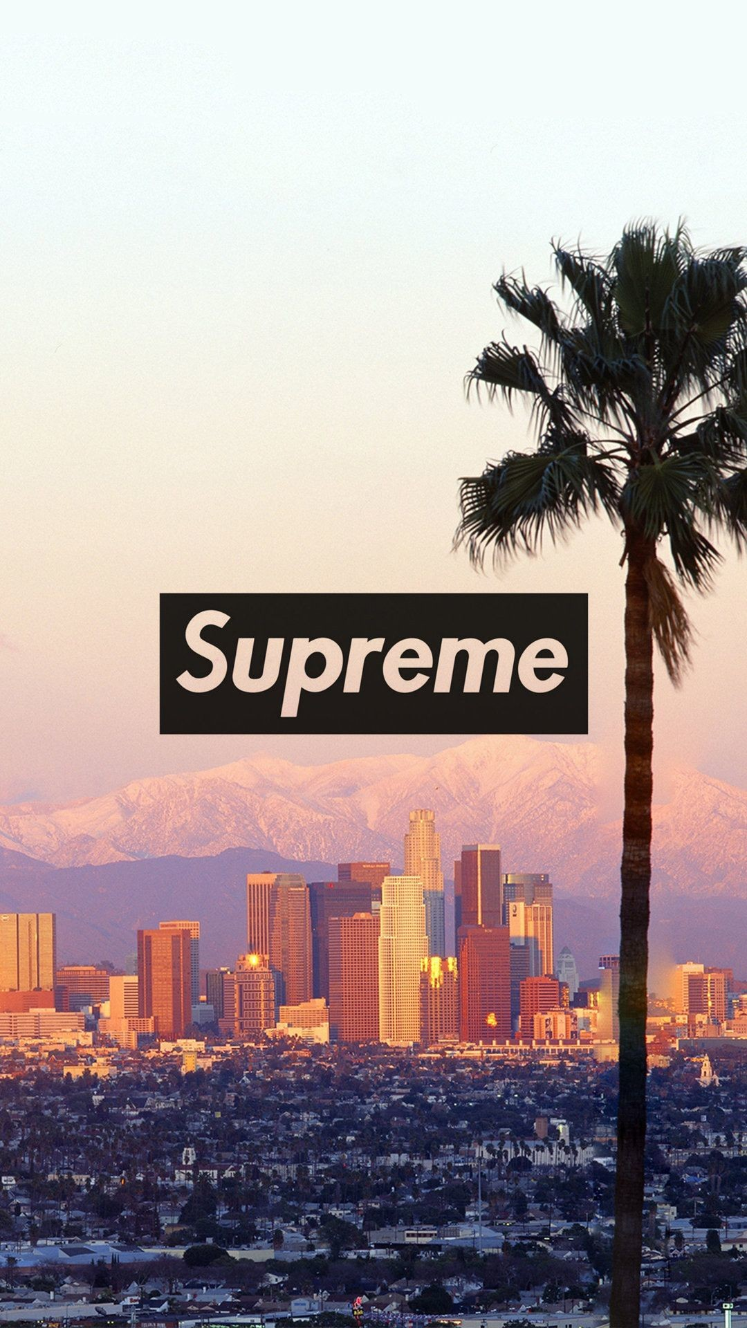 Res: 1080x1920, Supreme Los Angeles - Tap to see more of the Supreme wallpapers! - @mobile9