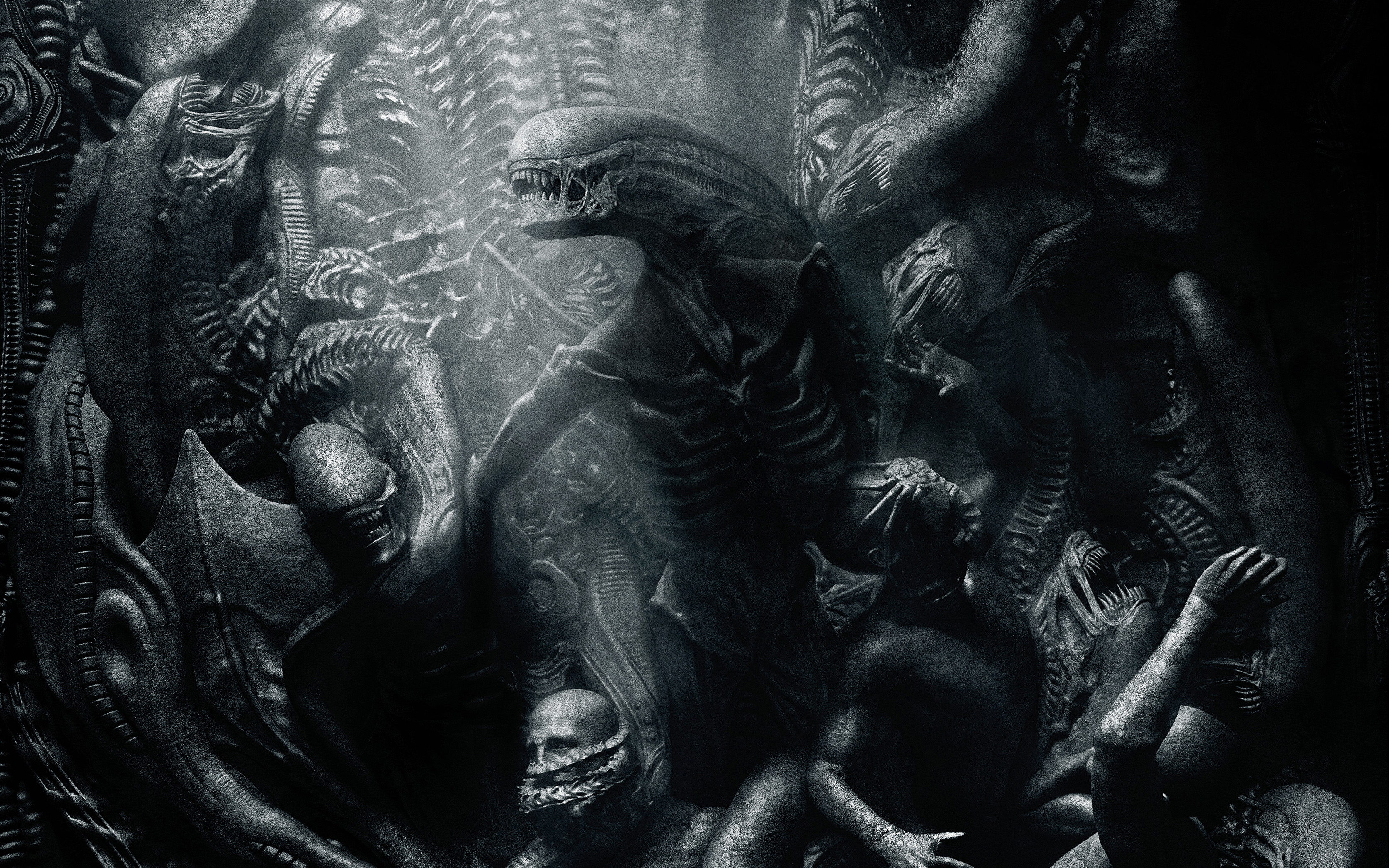 Res: 3350x2094, Tags: Movie Alien 2017 Covenant
