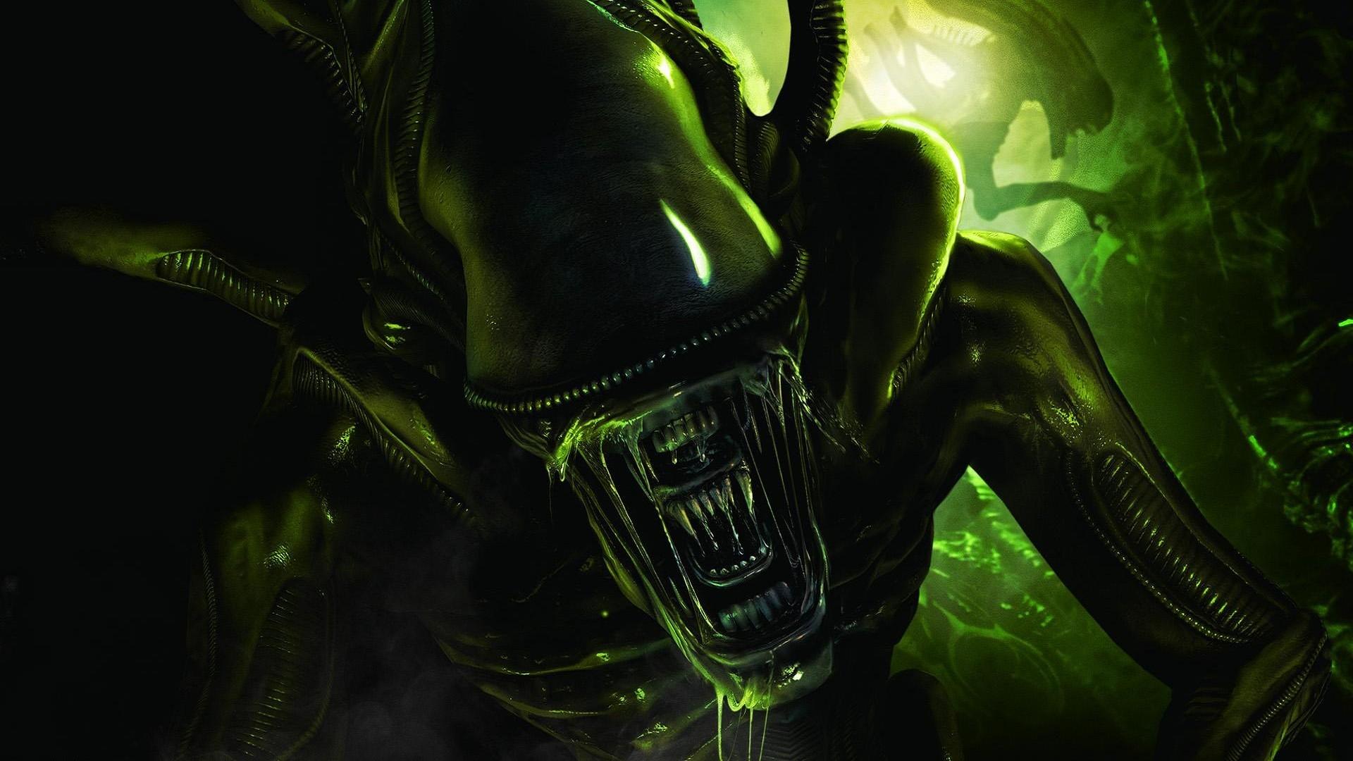 Res: 1920x1080, Alien Wallpaper