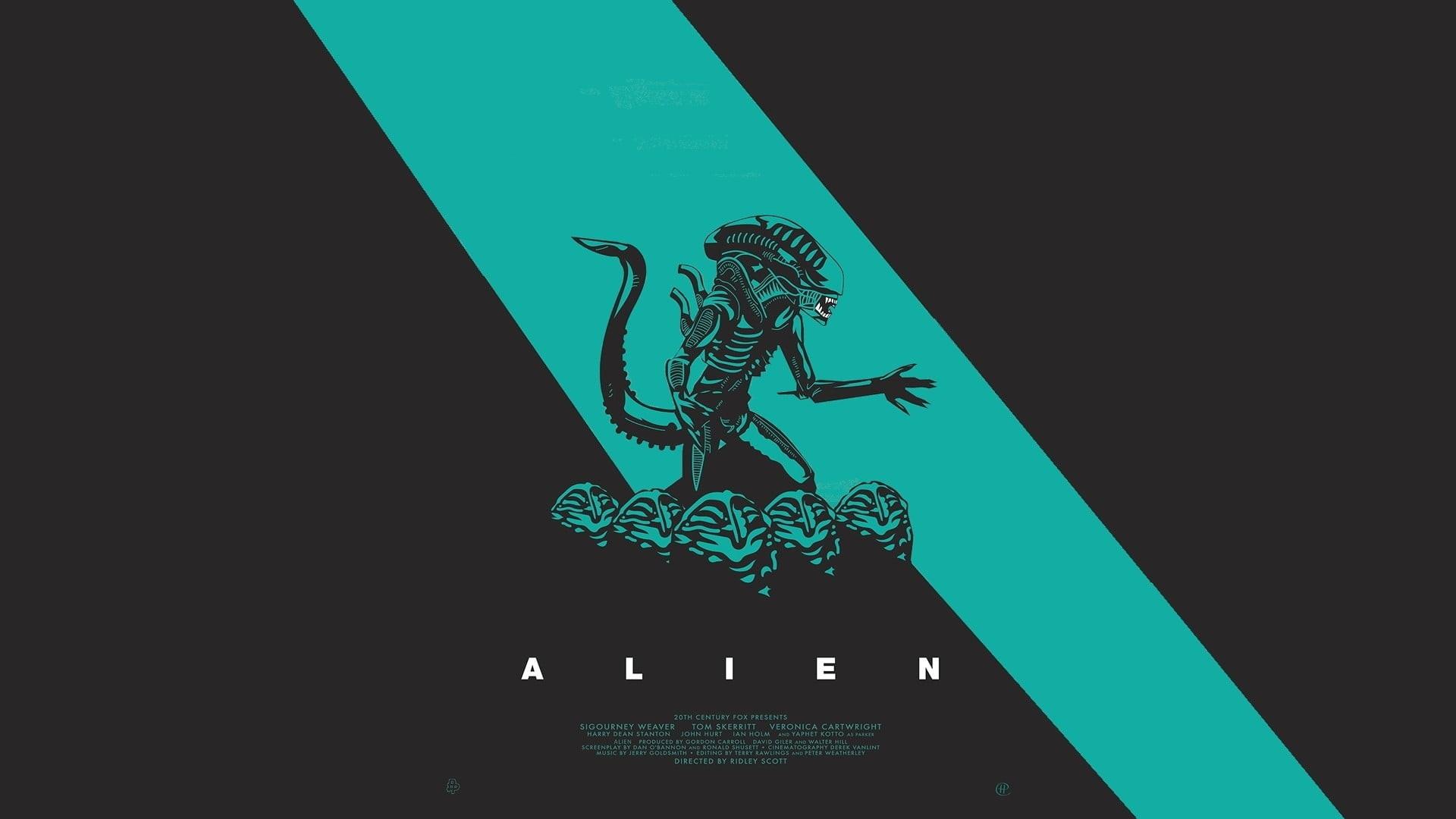 Res: 1920x1080, Alien logo photo HD wallpaper