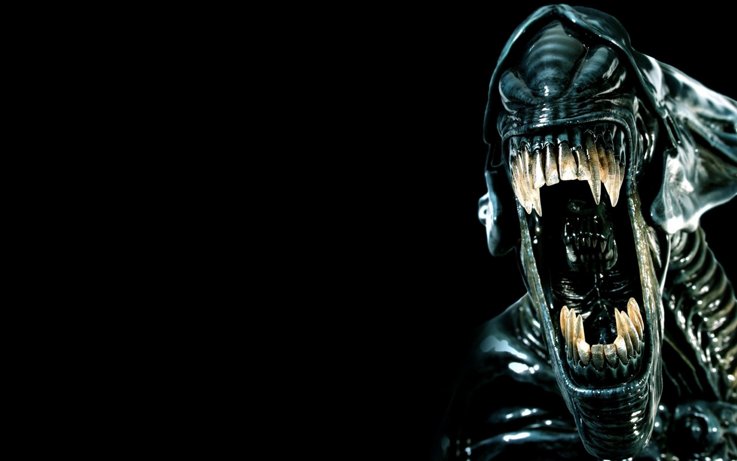 Res: 2560x1600, Alien Movie Baby