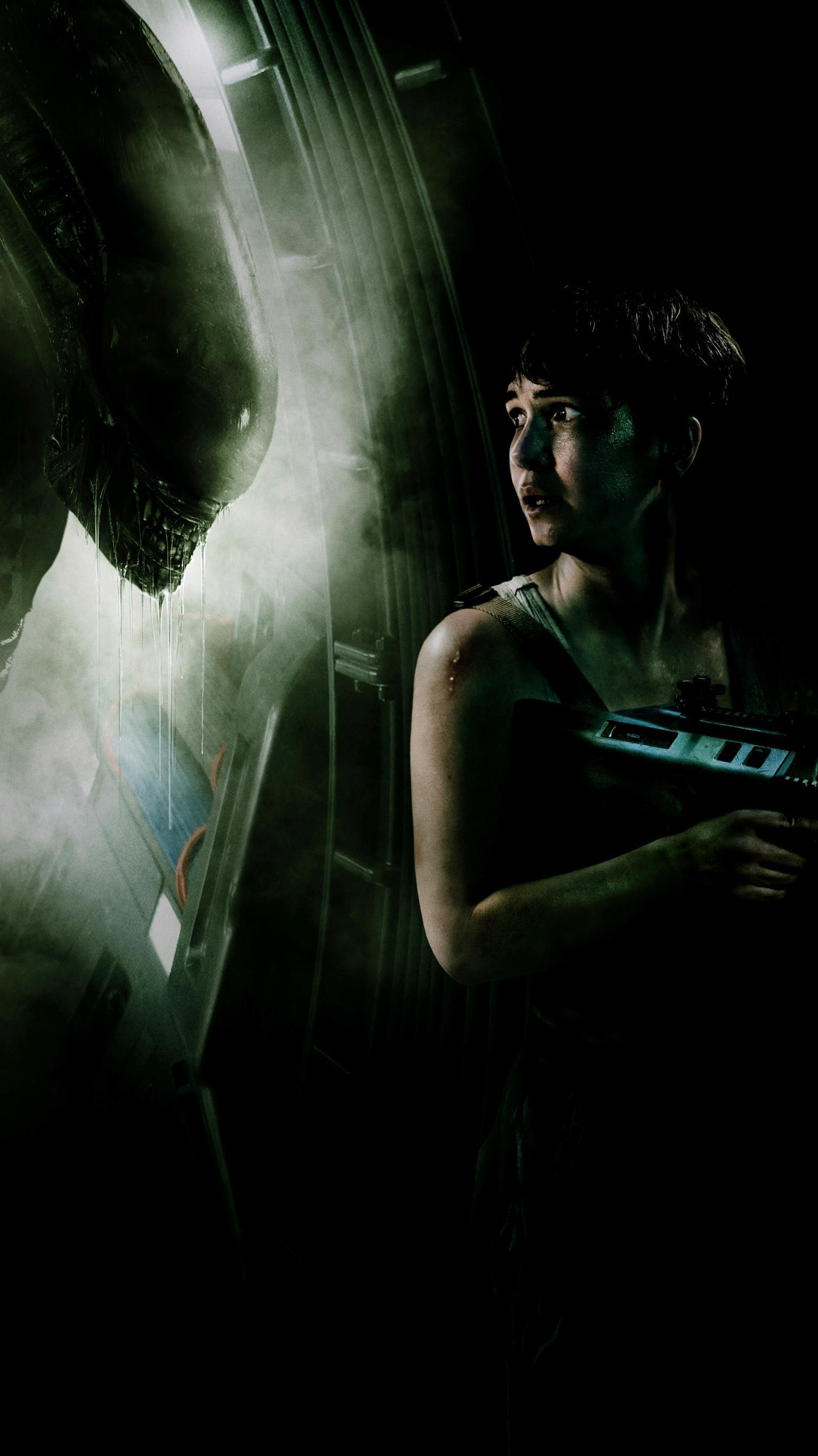 """Res: 1536x2732, Wallpaper for """"Alien: Covenant"""" ..."""