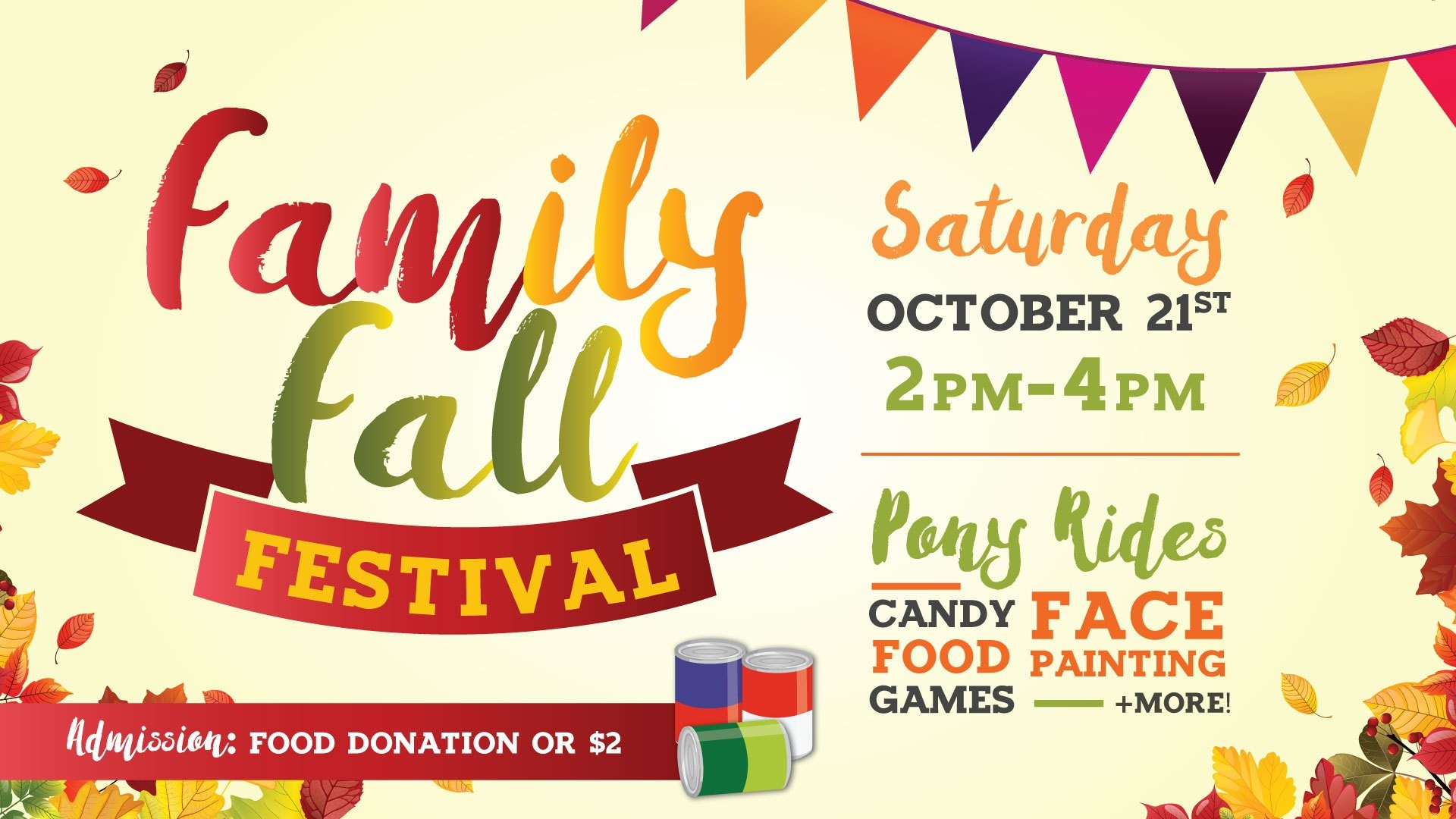 Res: 1920x1080, A fun and friendly Fall Festival for the whole family, hosted by Victory  International Church. Featuring FREE pony rides, games, face painting,  candy, ...