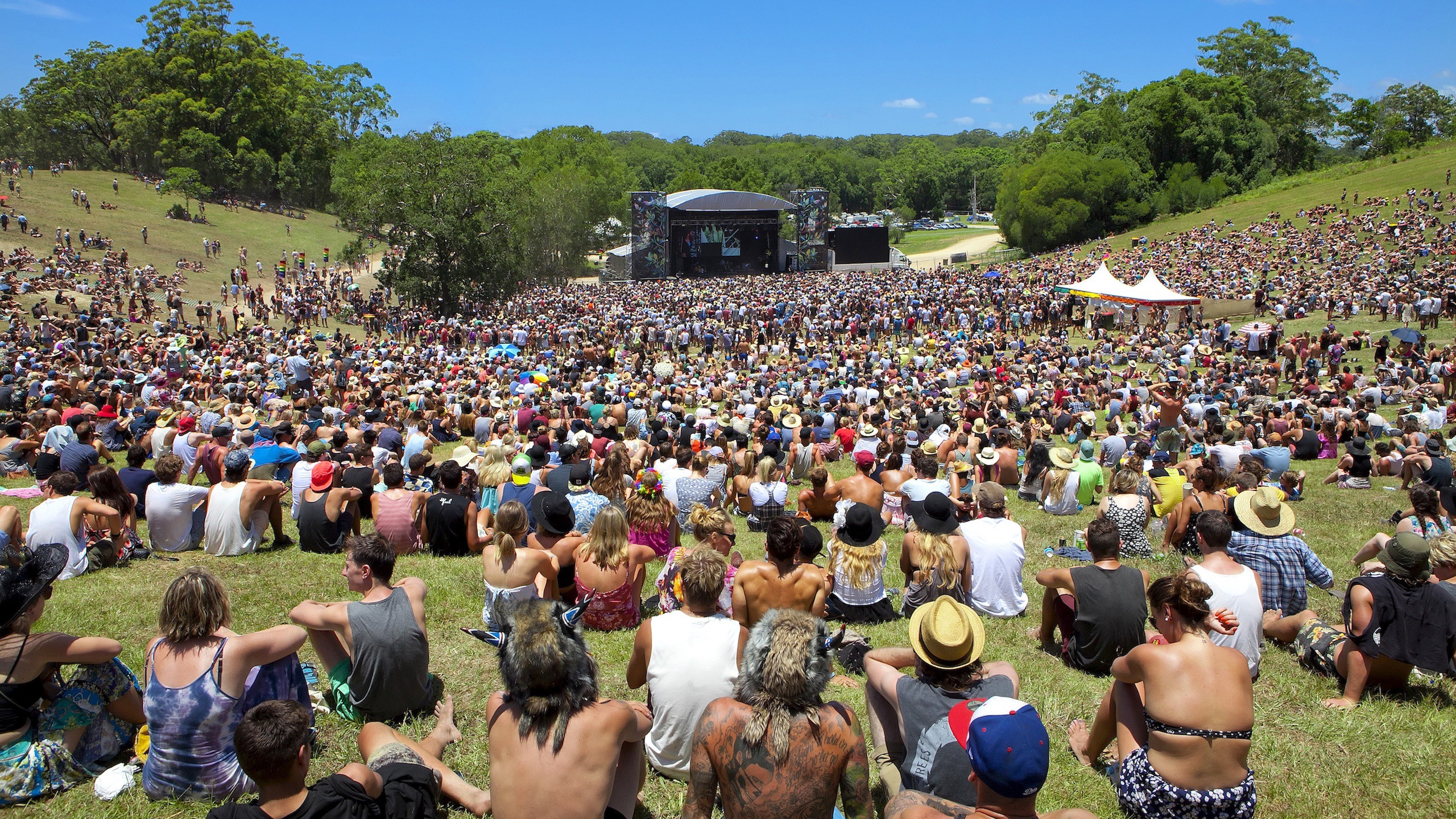 Res: 2560x1440, Image for Falls Festival 2014 Set Times, Maps And App Unveiled