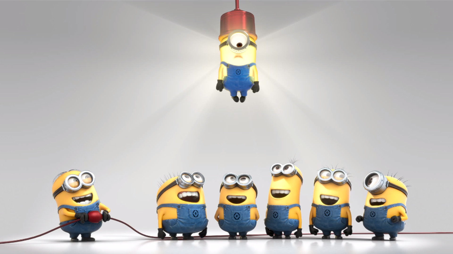 Res: 1920x1080, Minions animated film hd wallpapers
