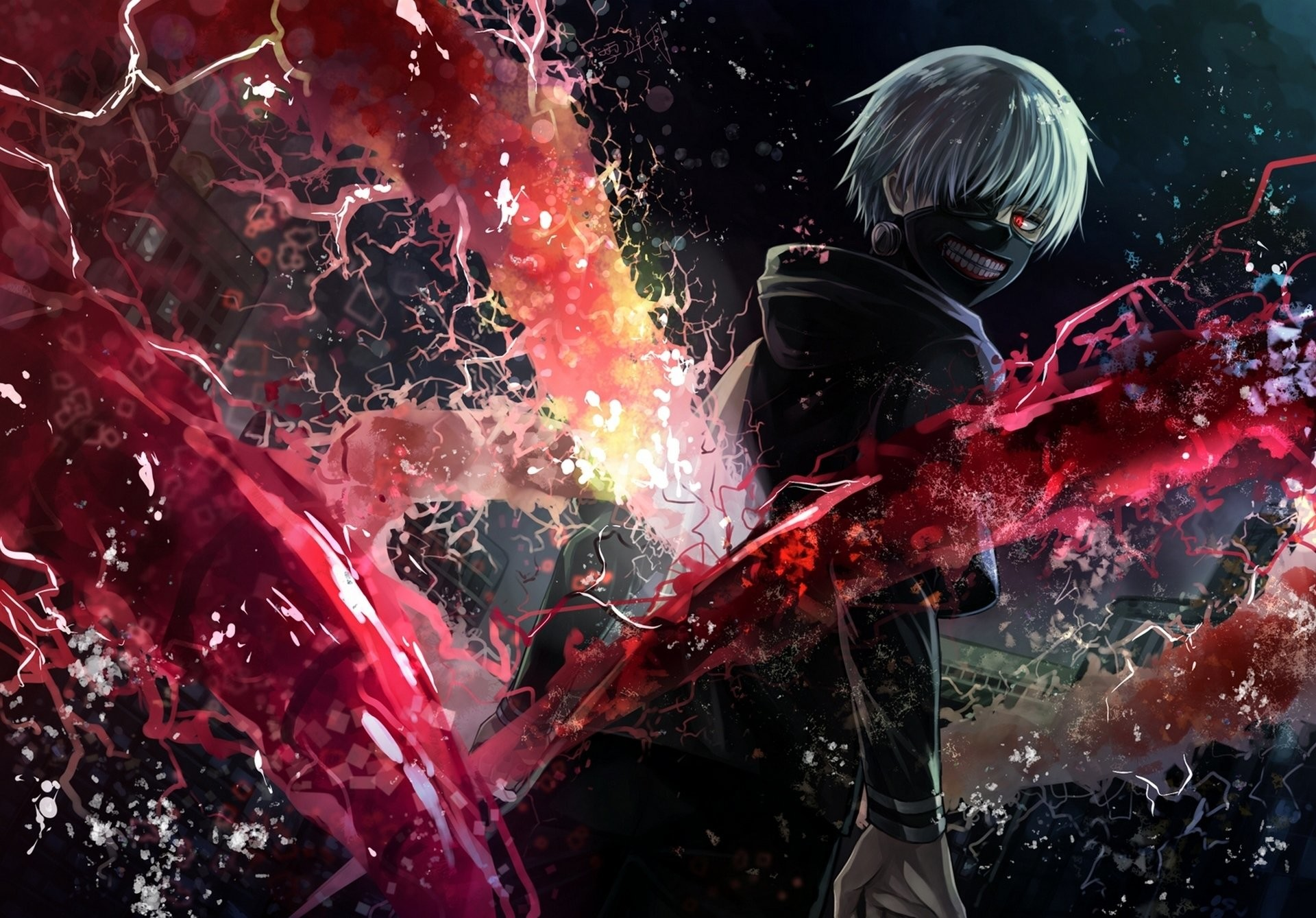 Res: 1920x1338, HD Wallpaper | Background Image ID:587597.  Anime Tokyo Ghoul