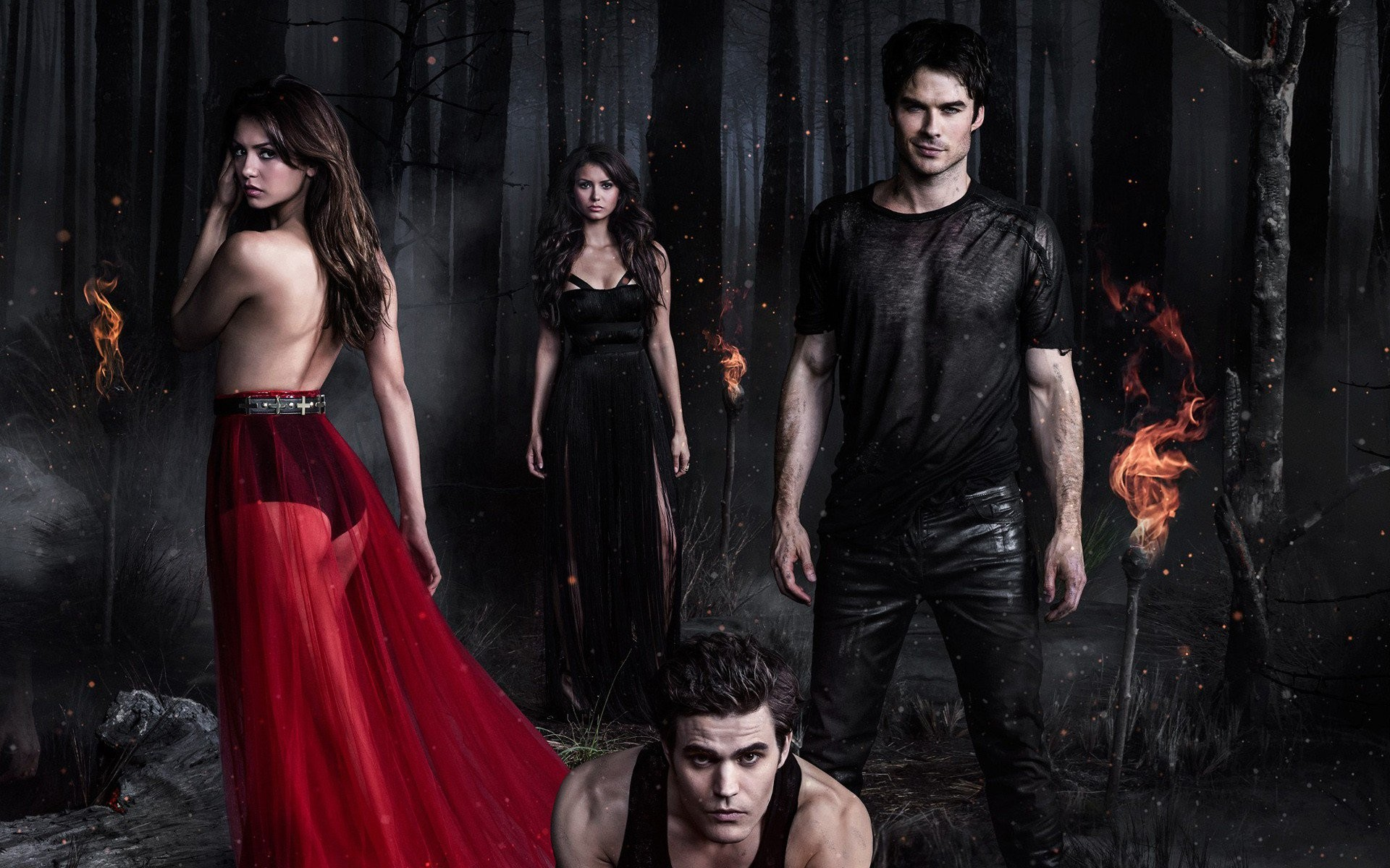 Res: 1920x1200, The Vampire Diaries Wallpapers 21 - 1920 X 1200