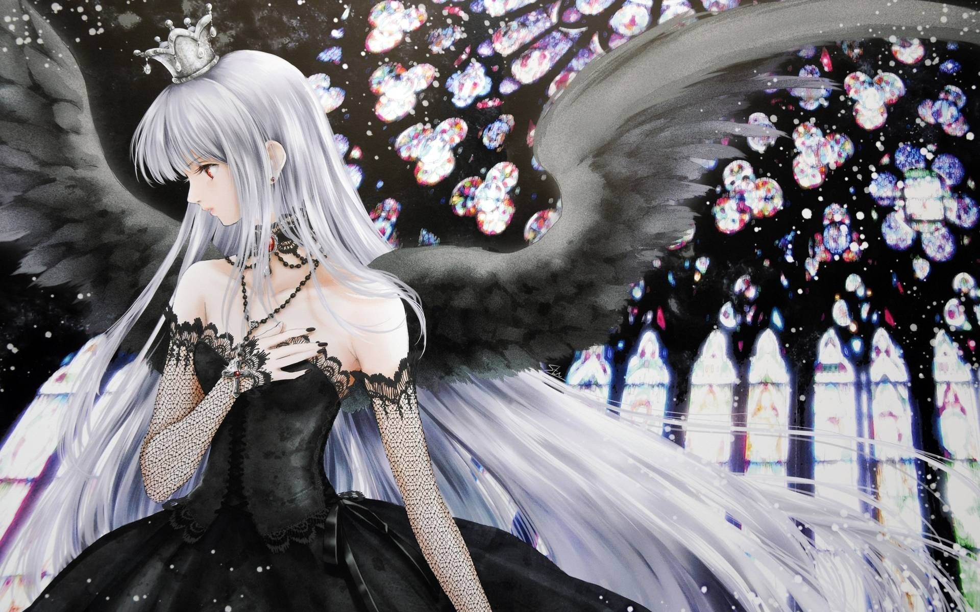 Res: 1920x1200, Anime Vampire Wallpapers - Wallpaper Cave