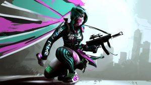 Gamer Girl wallpapers