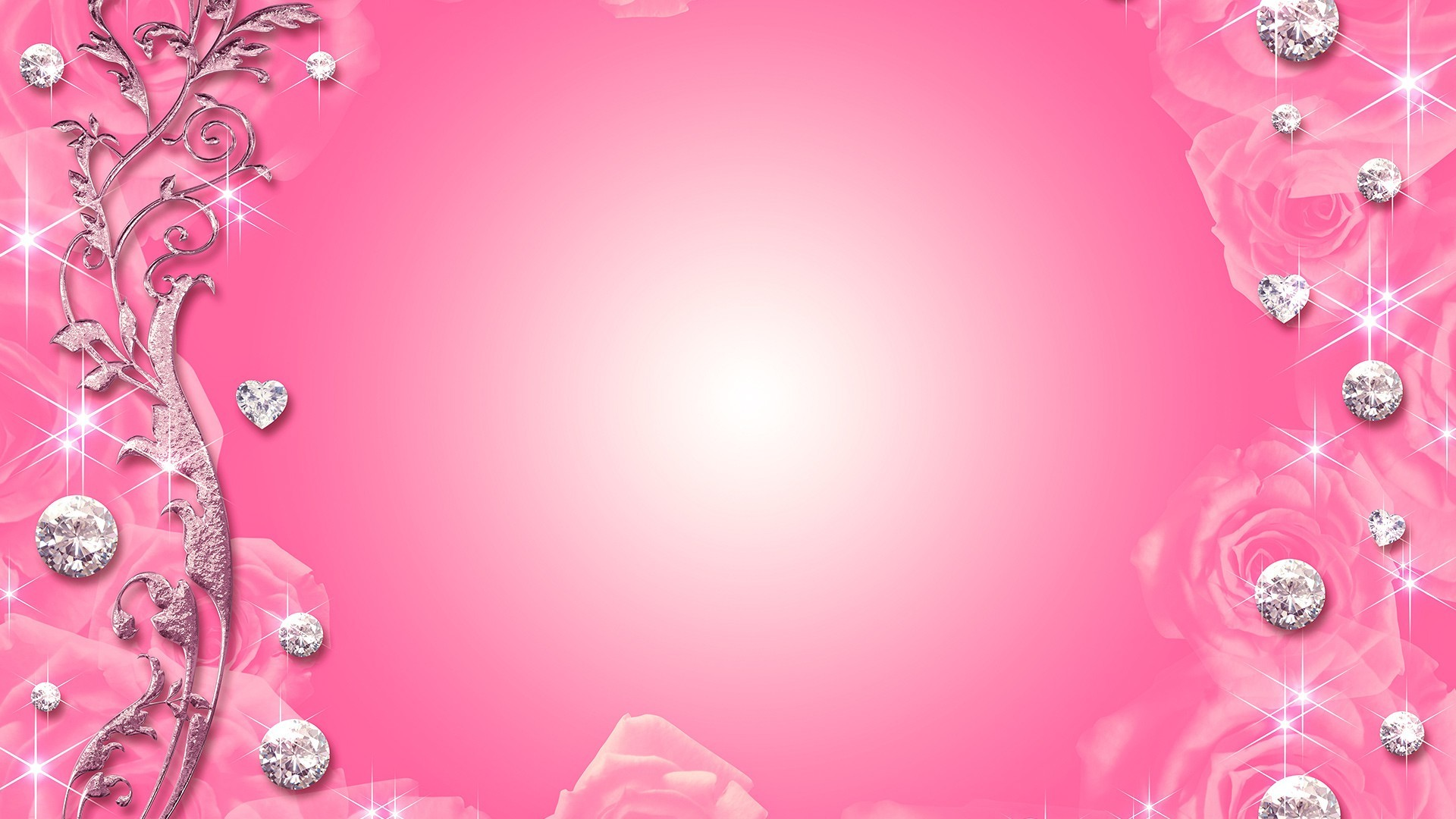 Res: 1920x1080, Pink Diamond Wallpapers (17 Wallpapers)