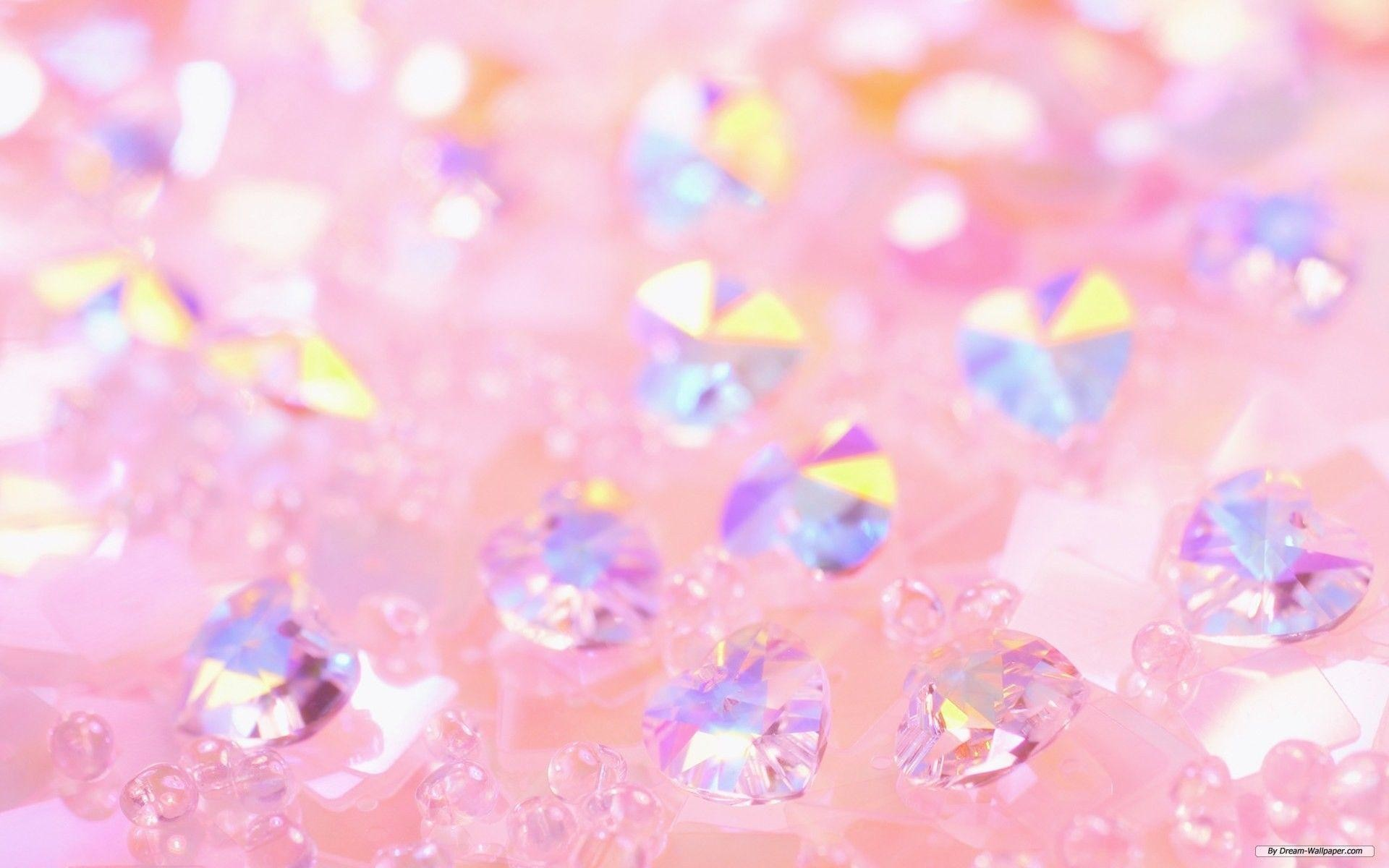 Res: 1920x1200, Wallpapers For > Pink Diamond Wallpaper Background