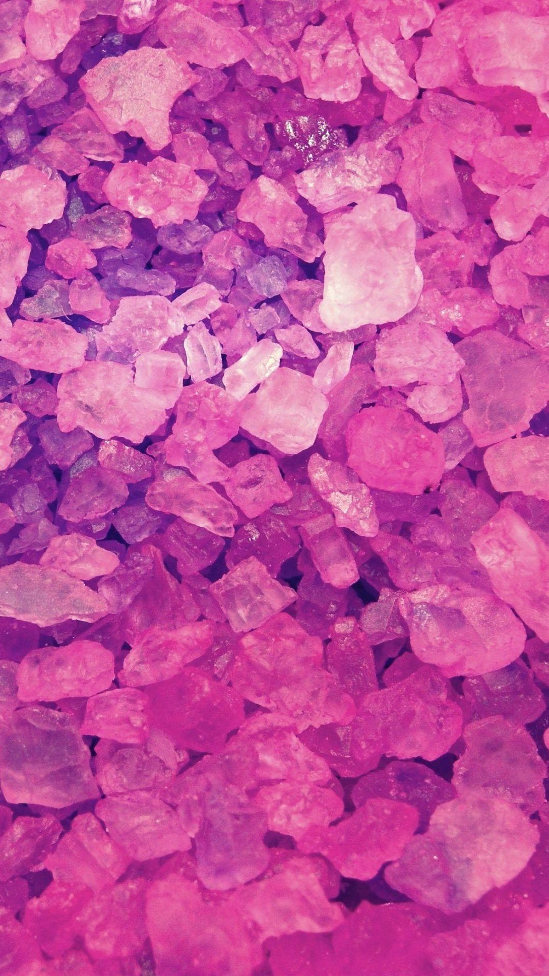 Res: 1080x1920, Pink Shiny Diamond Stone Pattern #wallpaper