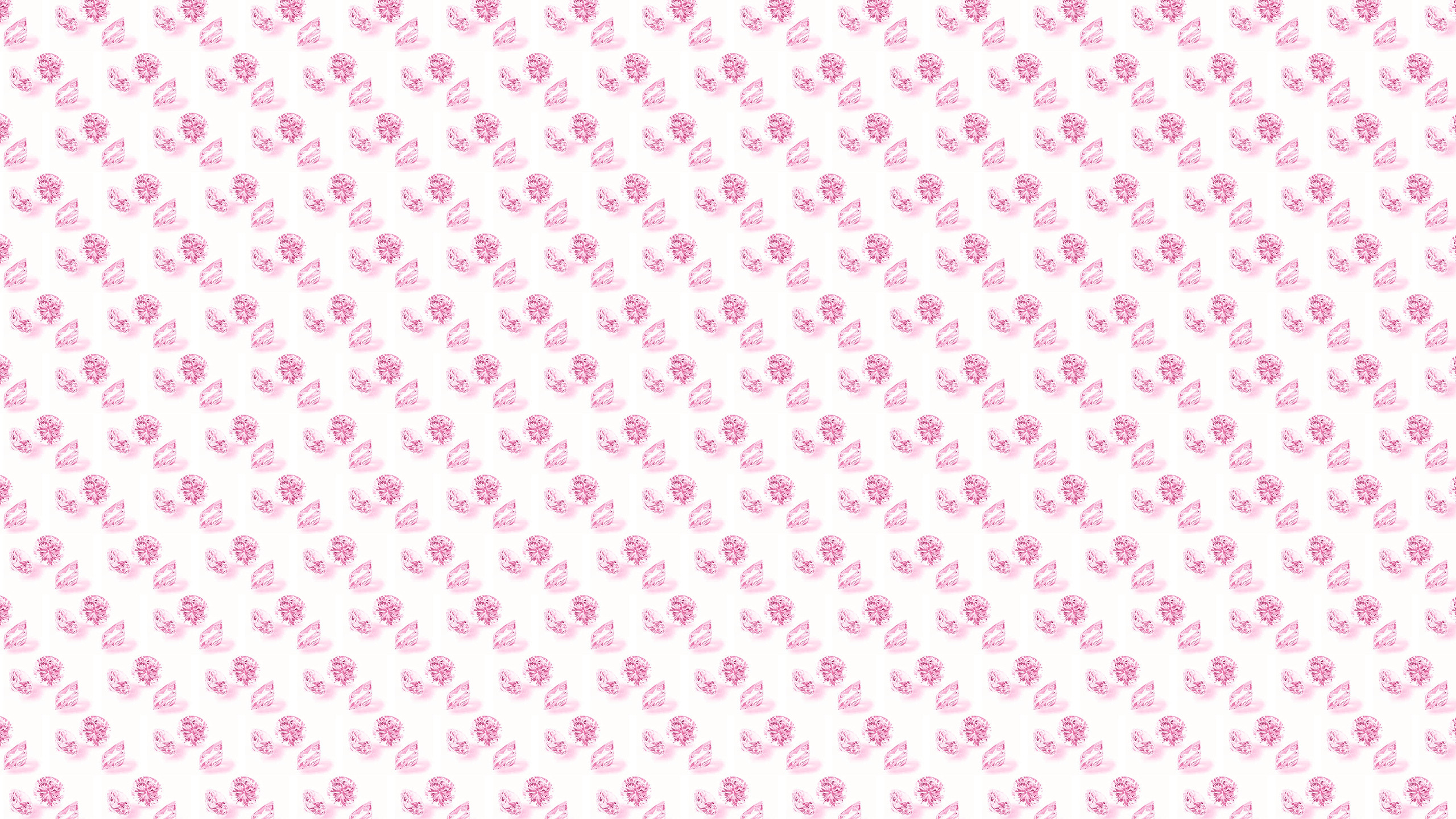 Res: 2560x1440, Pink Diamonds Wallpapers in Best  px Resolutions