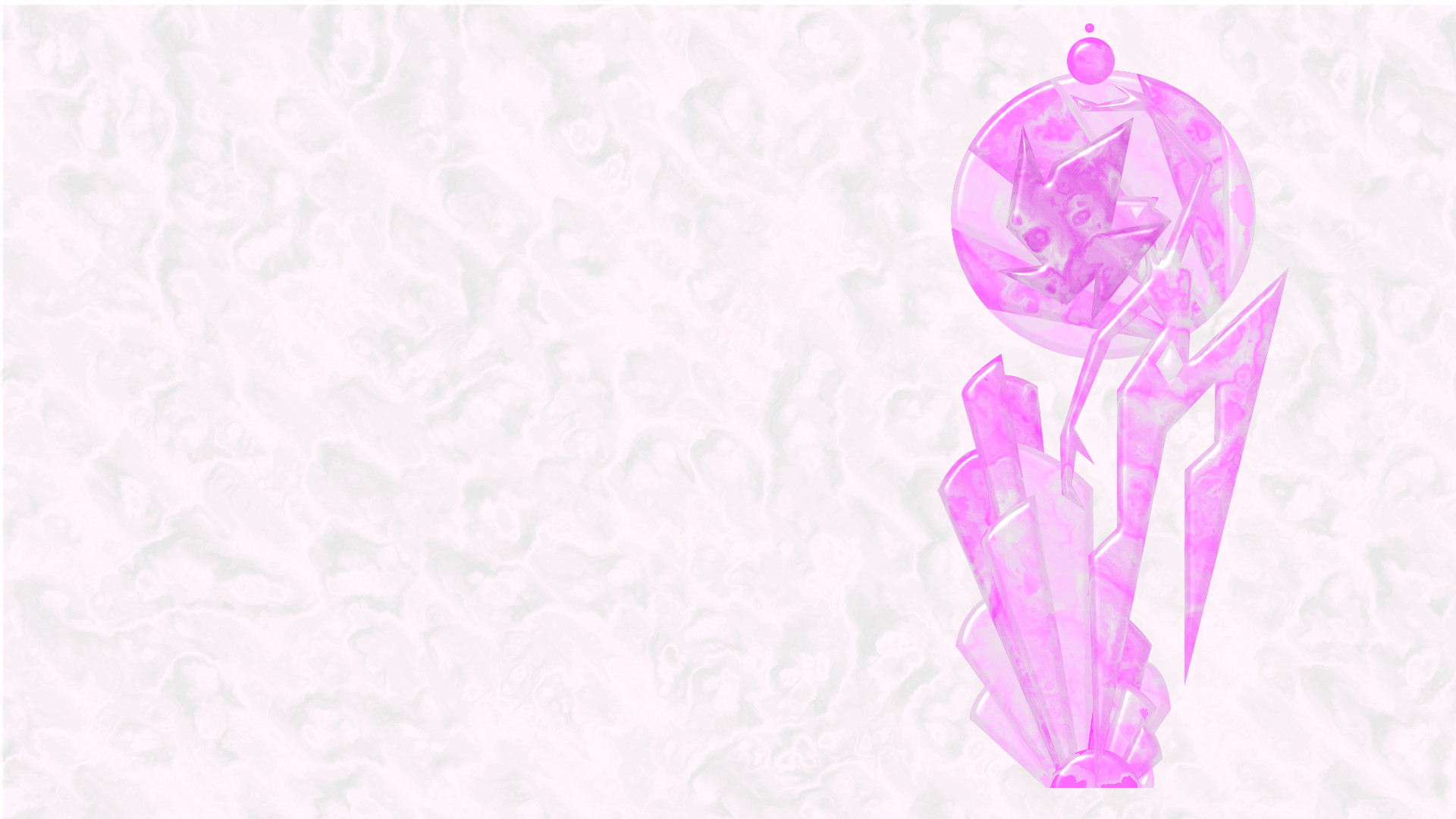 Res: 1920x1080, Pink Diamond Mural Wallpaper by CaptainBeans Pink Diamond Mural Wallpaper  by CaptainBeans