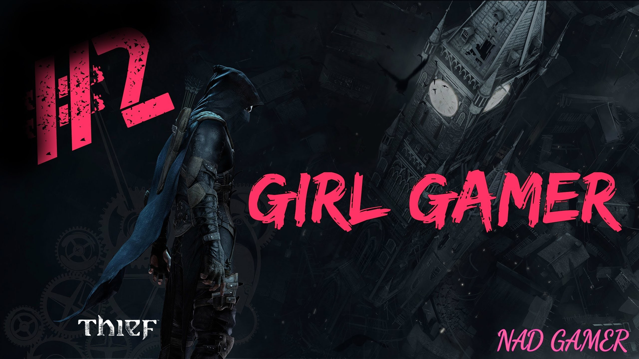 Res: 2560x1440, NAD GAMER - Thief #2 ( GIRL GAMER )