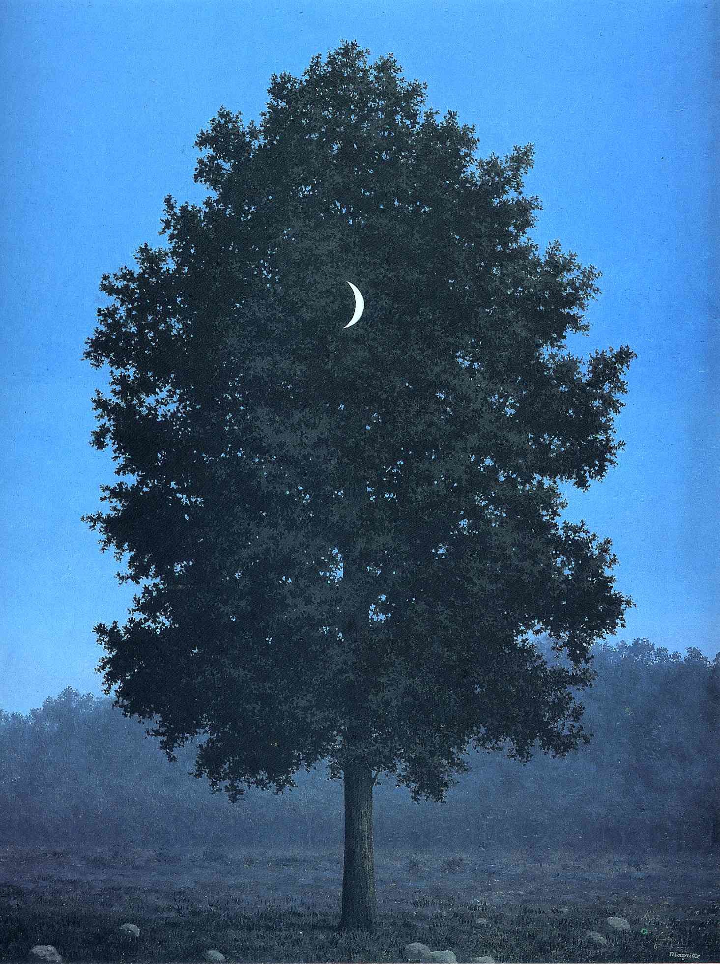 """Res: 1465x1962, Surrealism""""The 16th of September"""" by Rene Magritte is one of my favorite  surreal paintings. Magritte believed that a painting is simply a picture of  ..."""