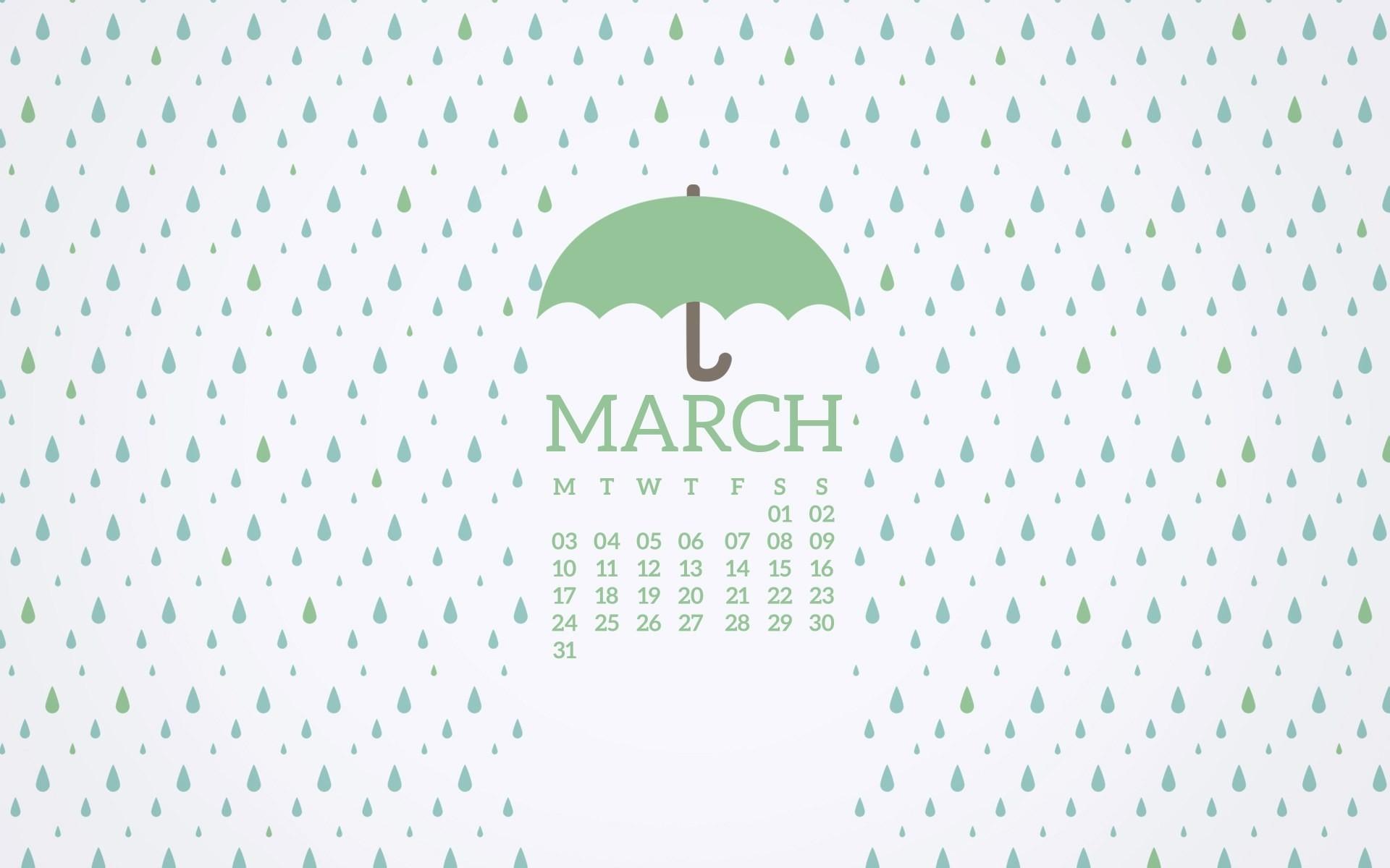 Res: 1920x1200, March Calendar Wallpaper in March Calendar Wallpaper 11080