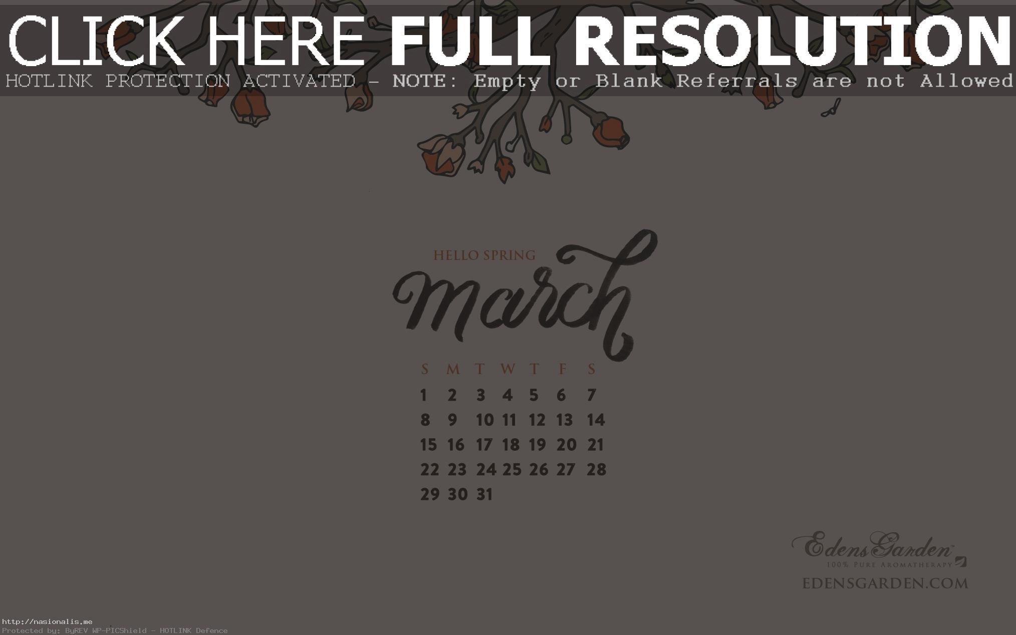 Res: 2028x1268, ... Wallpaper Calendar ...