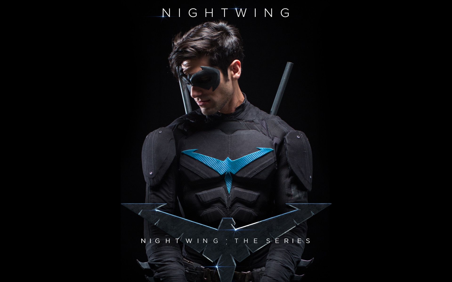 Res: 1920x1200, Nightwing HD Backgrounds Download.