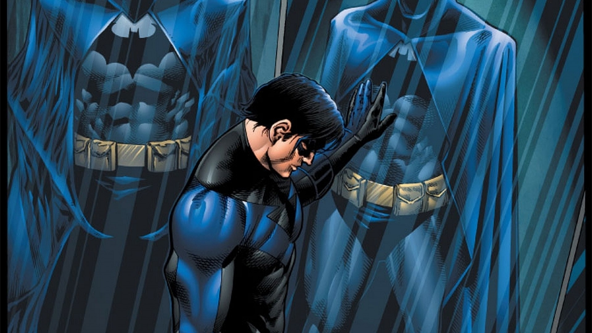 Res: 1920x1080, Nightwing Wallpapers Hd Resolution