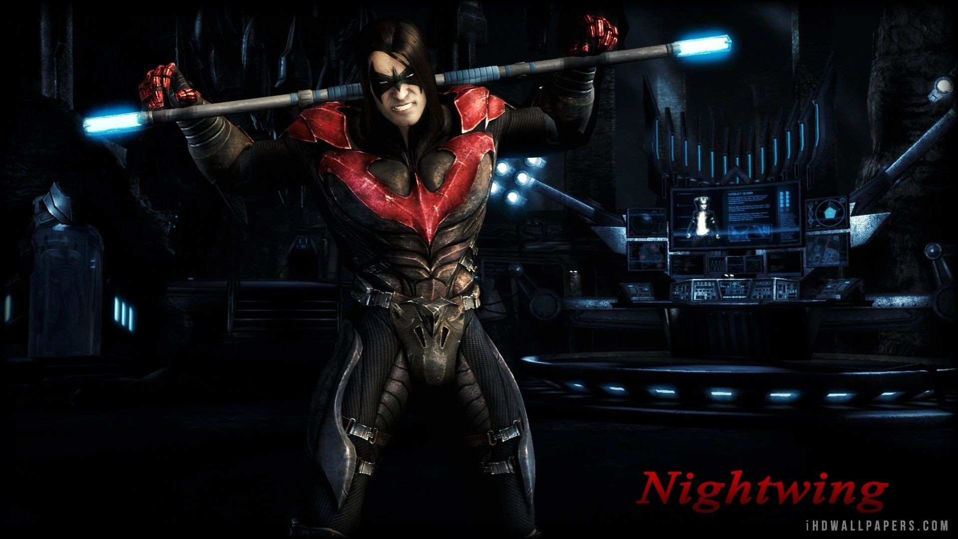 Res: 1920x1080, nightwing ...