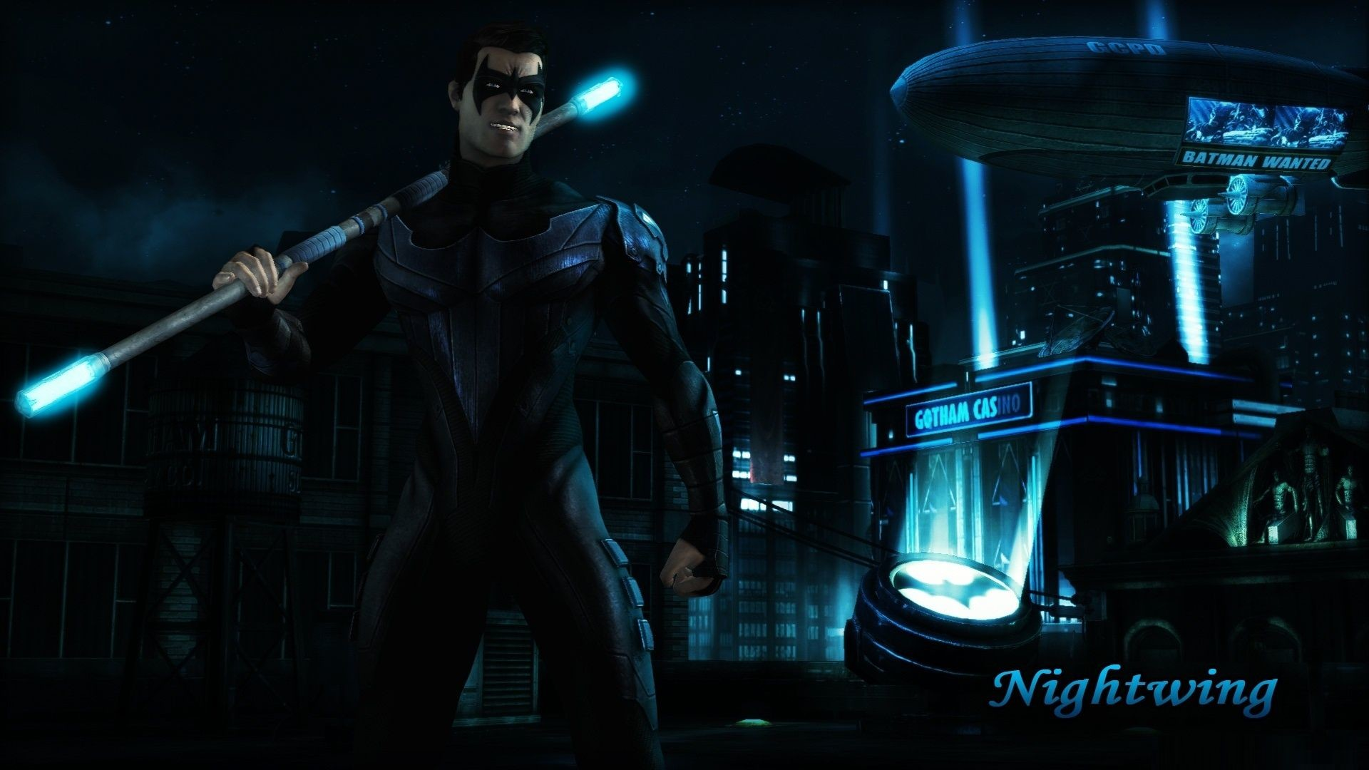 Res: 1920x1080, Hd wallpaper · Nightwing Comic Wallpapers