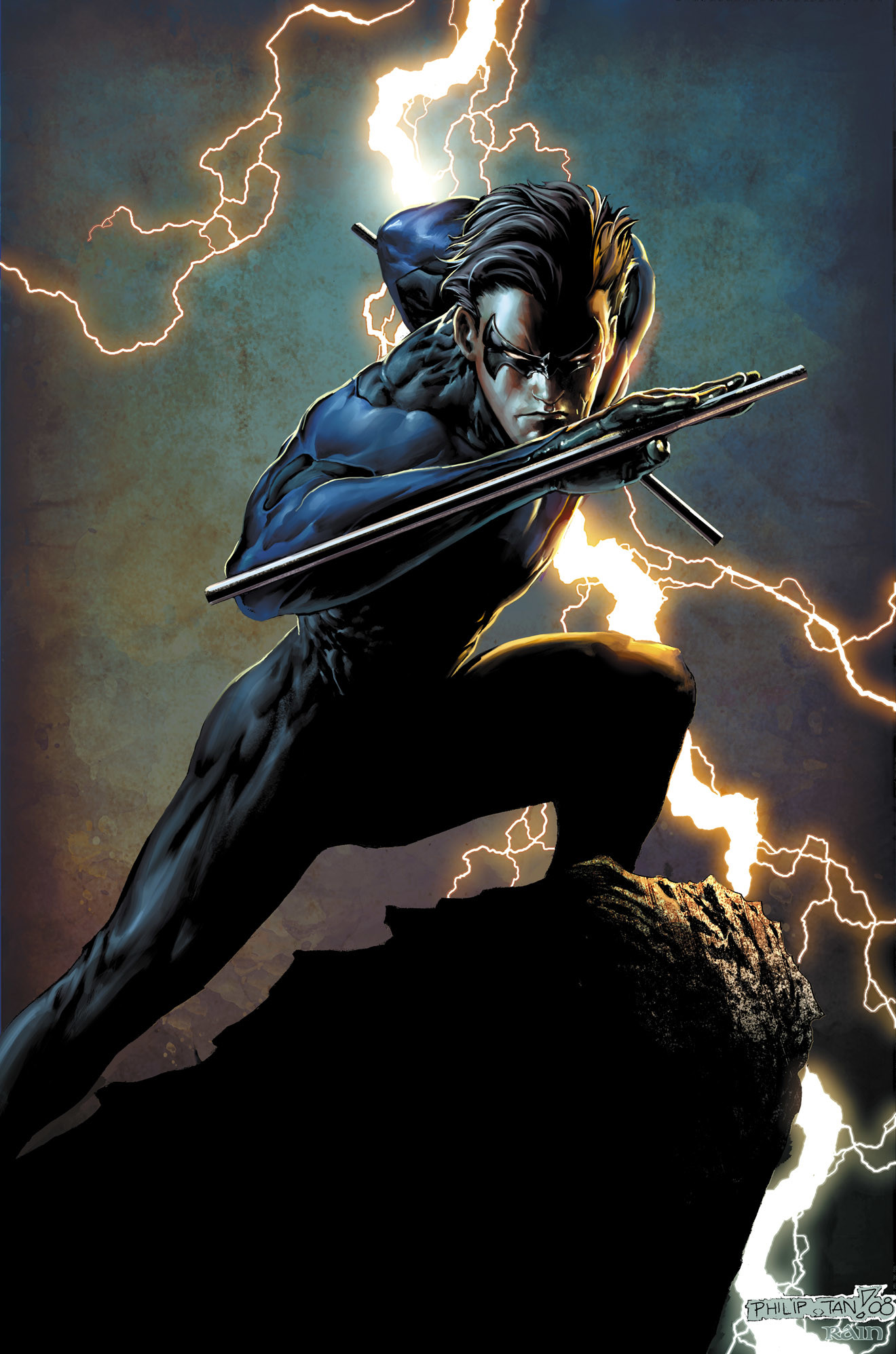 Res: 1320x1995, TheOfficialJLA images NIGHTWING!!!! HD wallpaper and background photos