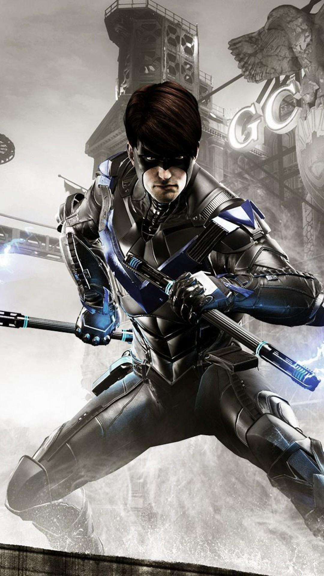 Res: 1080x1920, Awesome Nightwing IPhone Photos Collection: Nightwing IPhone Wallpapers