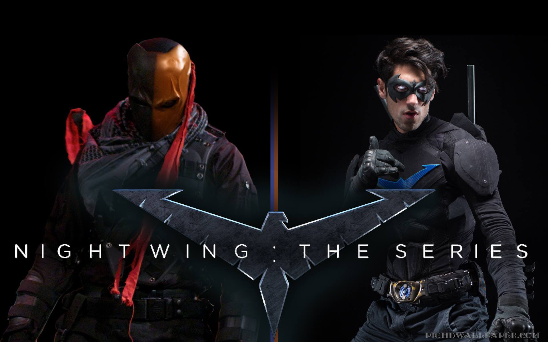 Res: 1920x1200, Nightwing Desktop HD Wallpaper