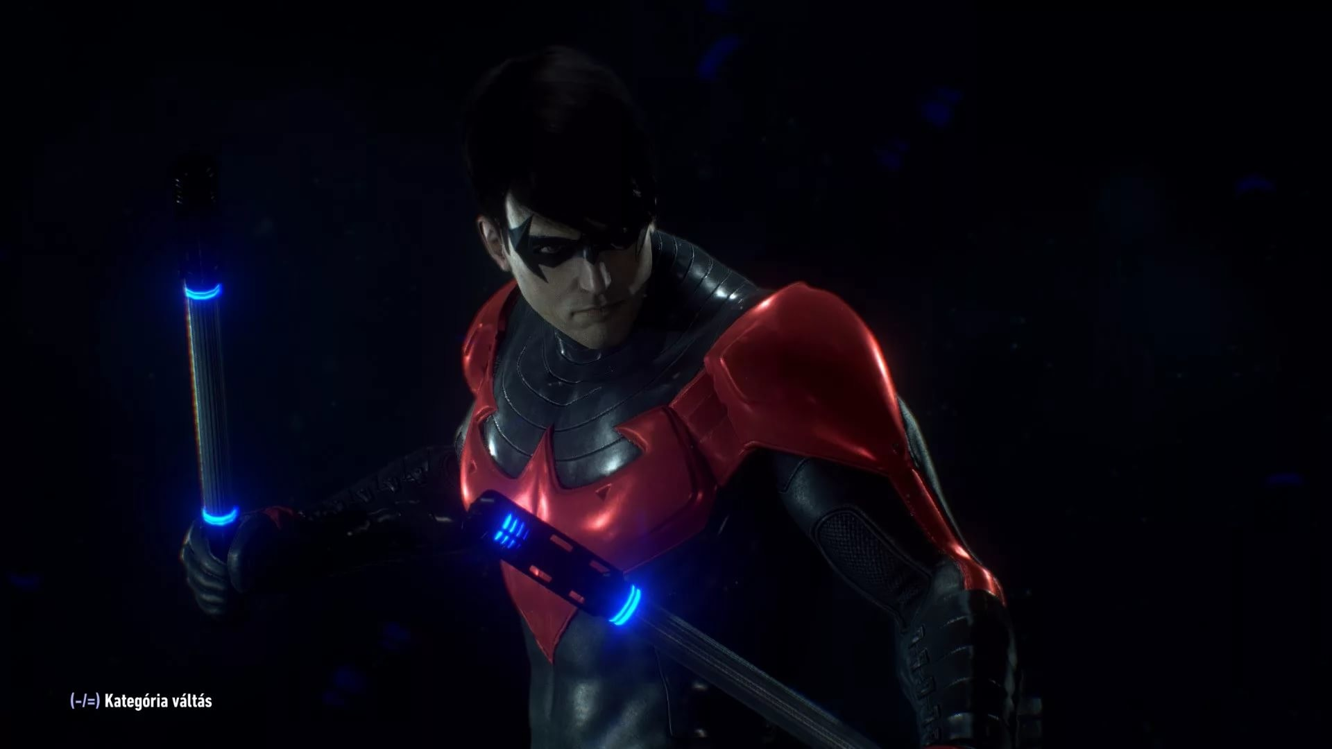 Res: 1920x1080, ... Wallpapers Nightwing HD Background Nightwing HD Desktop ...