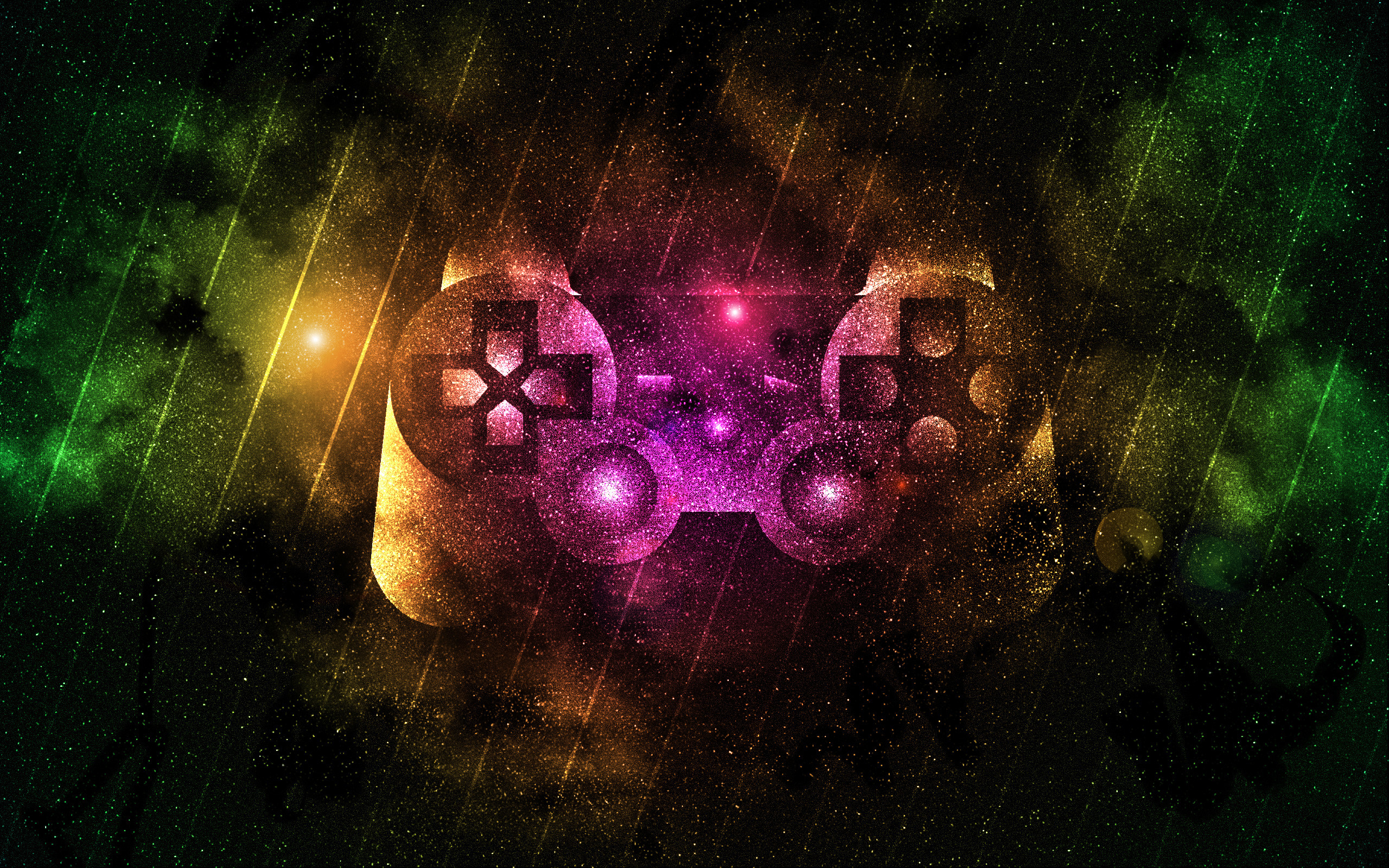Res: 2560x1600, ... PS3 Controller Abstract 4K Wallpaper. Wallpapers ...