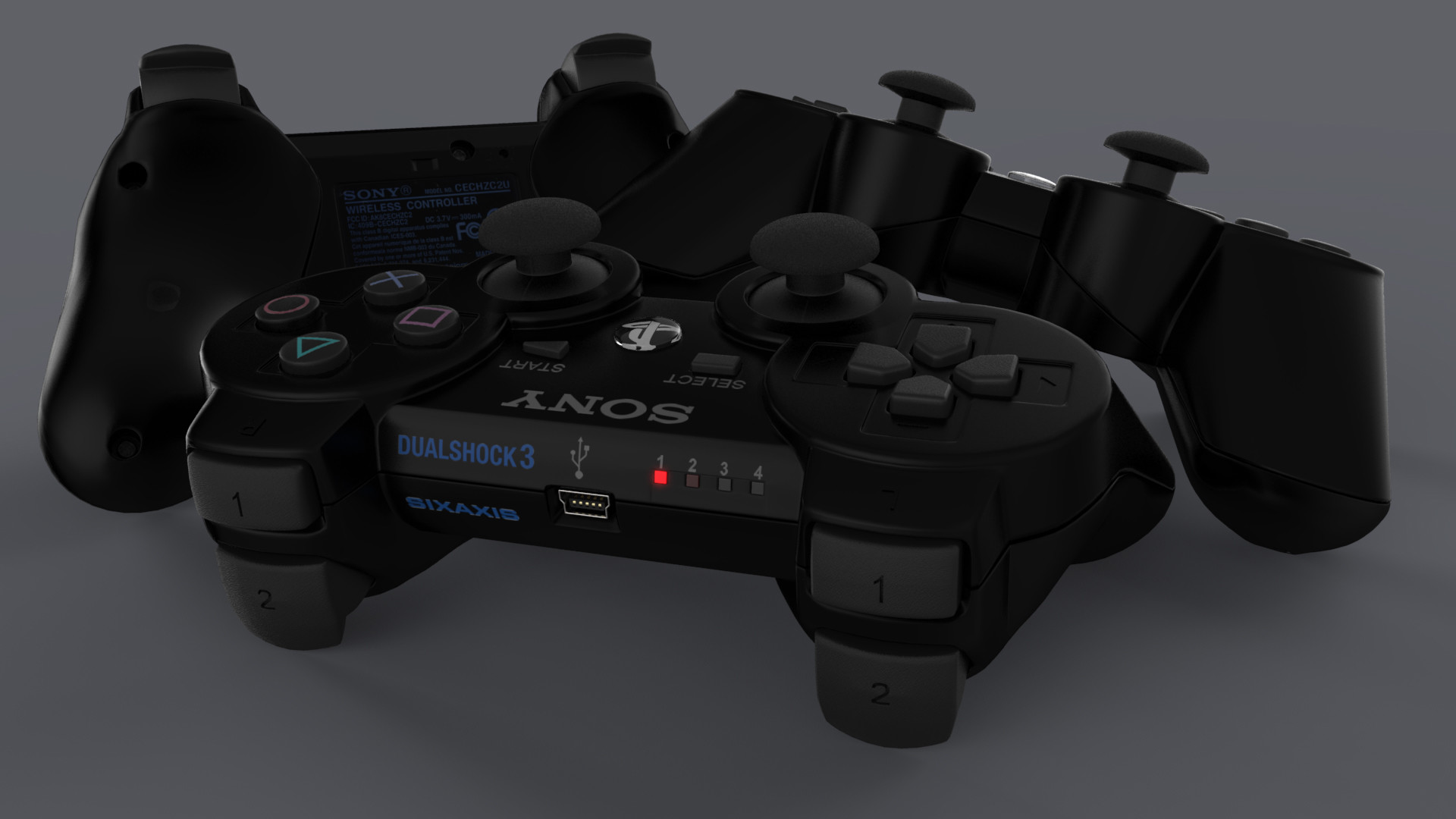 Res: 1920x1080, Images Galleries : KO-44449699 Ps3 Controller Wallpaper