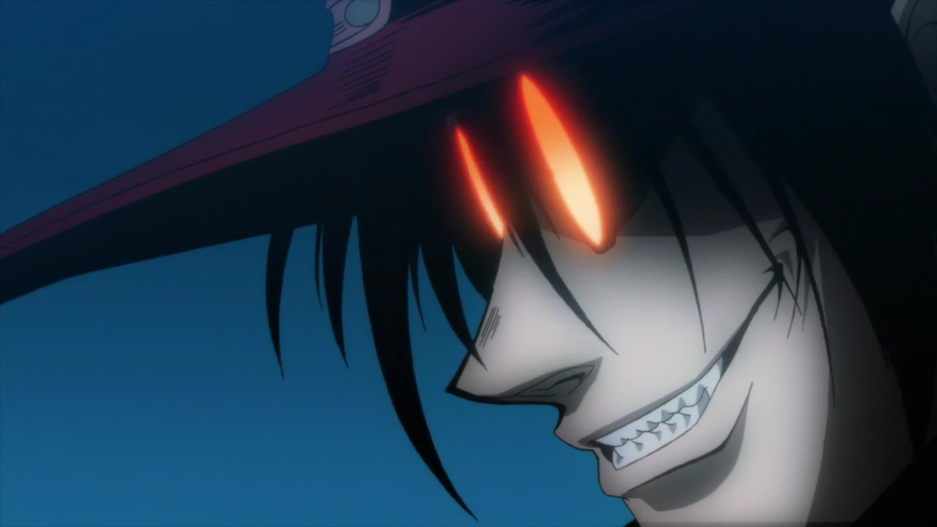 Res: 1920x1080, Both the most iconic and notable of the cast is Alucard himself who  embodies much of what Hellsing is about. He's a vampire through and through  and not only ...
