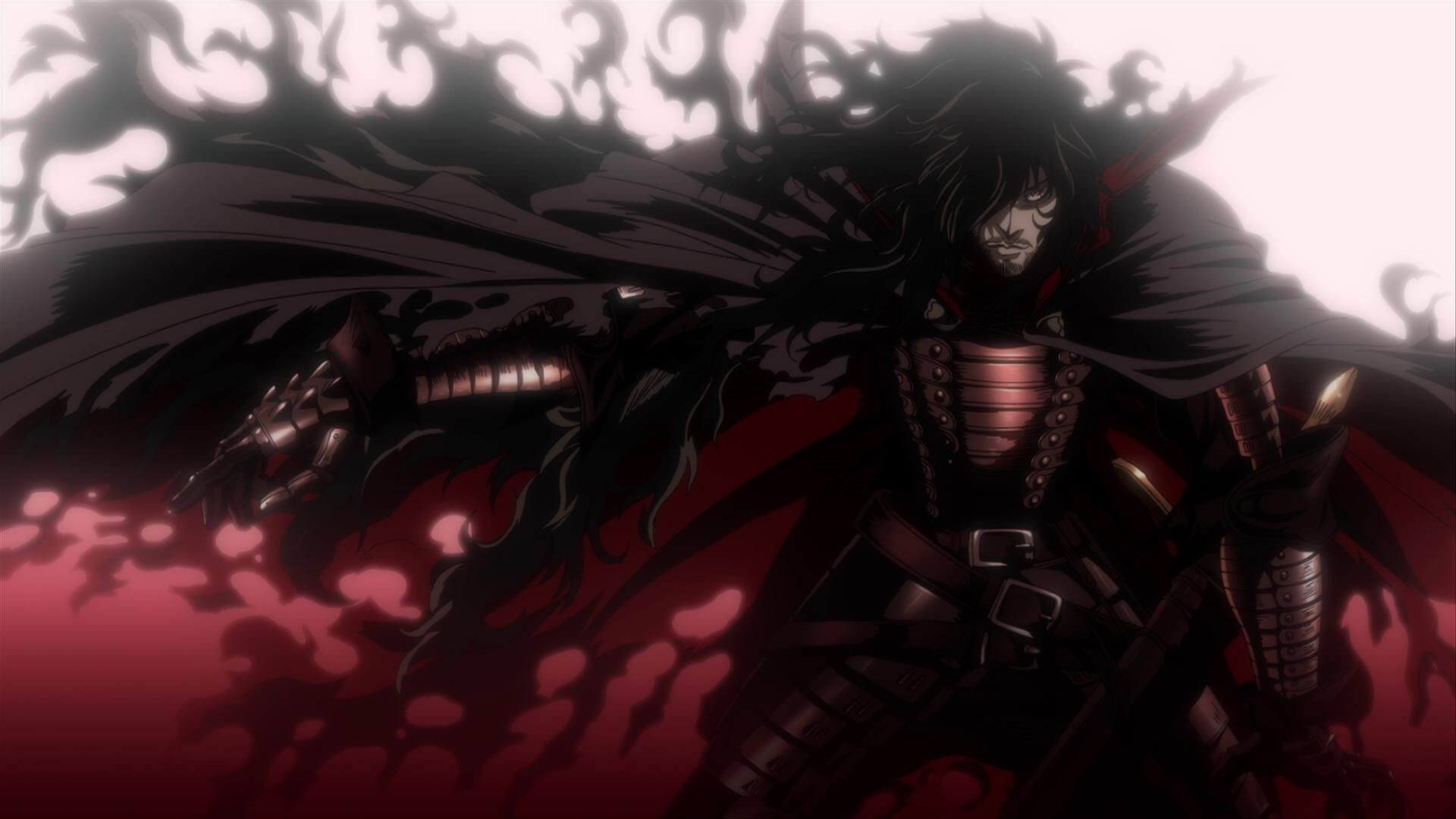 Res: 1920x1080, Alucard Vampire Hellsing Ultimate Wallpaper - Free Download .