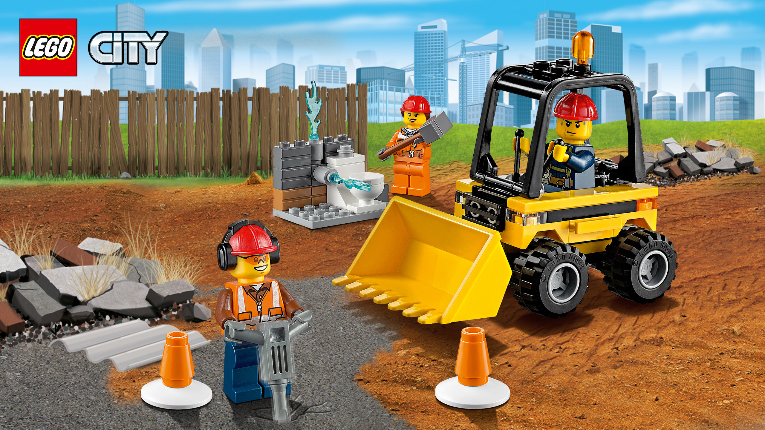 Lego City wallpapers - HD wallpaper Collections ...