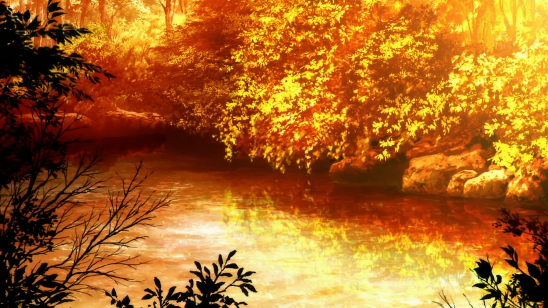 Res: 1920x1080, 24 Creative Fall Anime Wallpapers in High Quality, Petro Cotesford