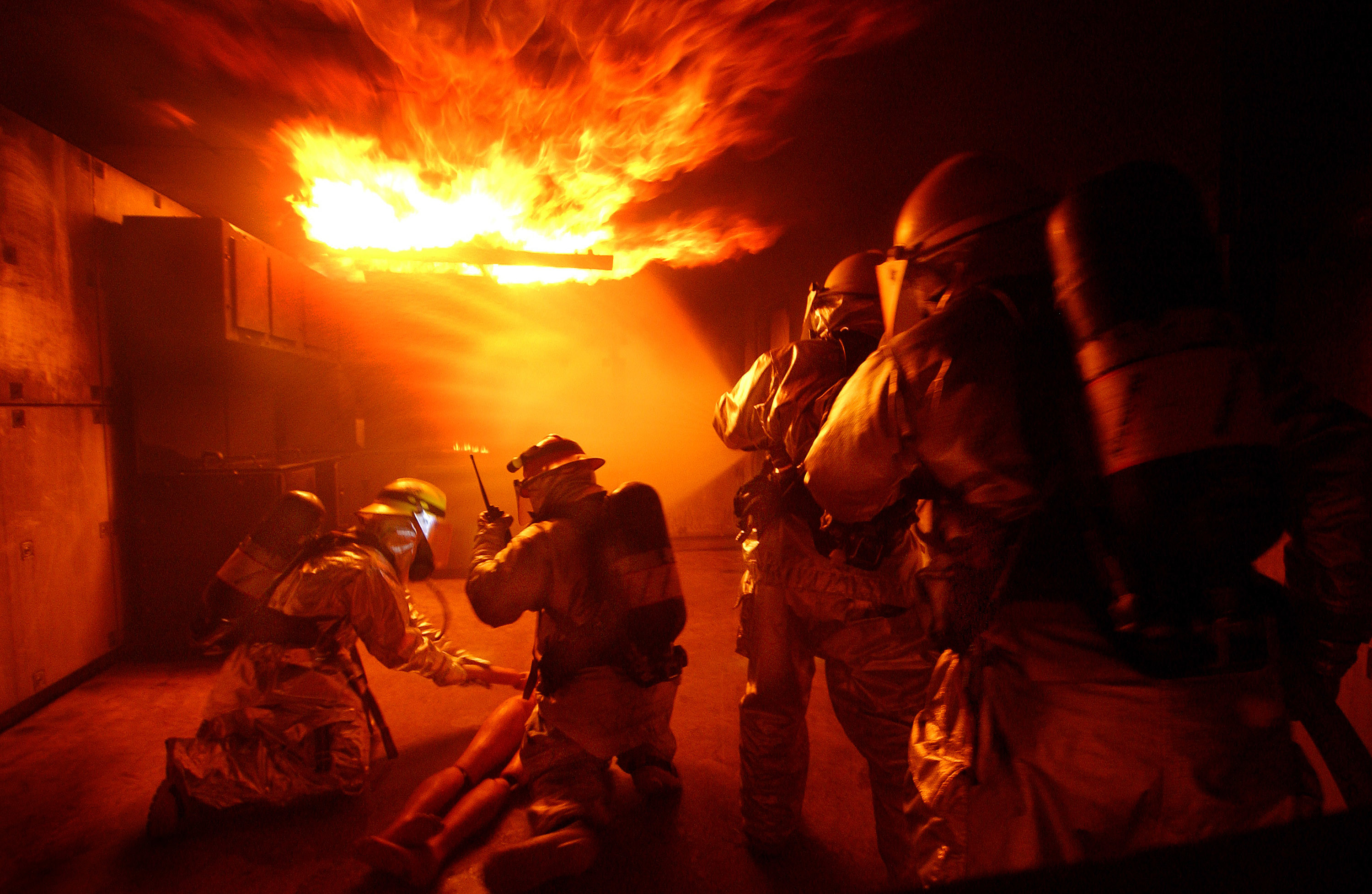 Res: 3000x1955, HD Wallpaper | Background Image ID:613203.  Men Firefighter