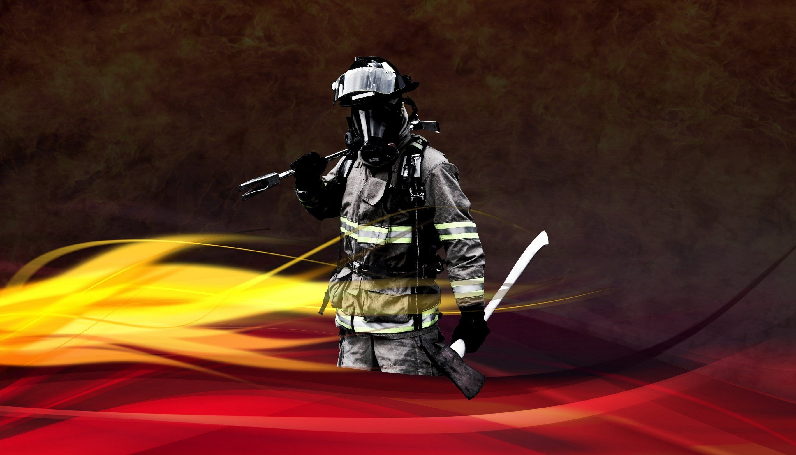 Res: 2732x1562, Firefighter Wallpaper Background · Navy Seal Wallpapers | Best .