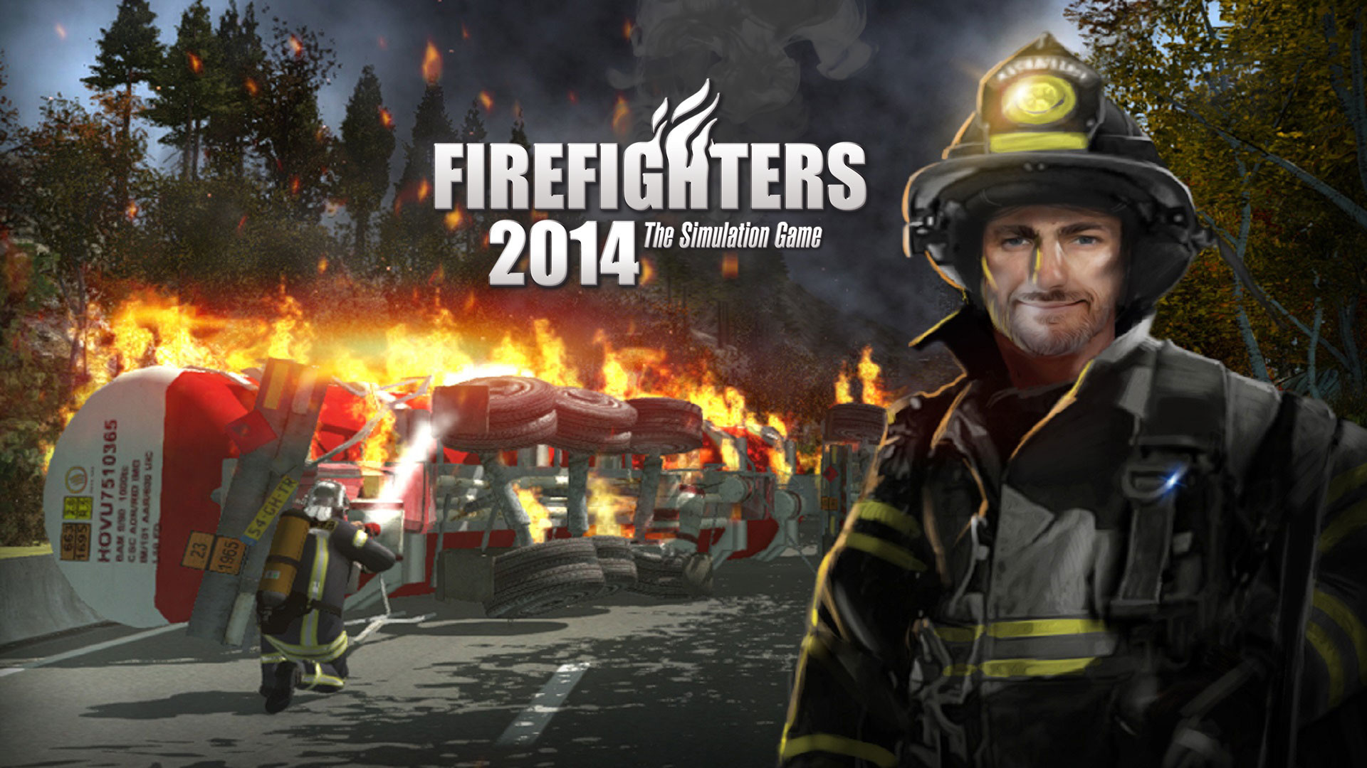Res: 1920x1080, firefighter wallpaper for android #560972